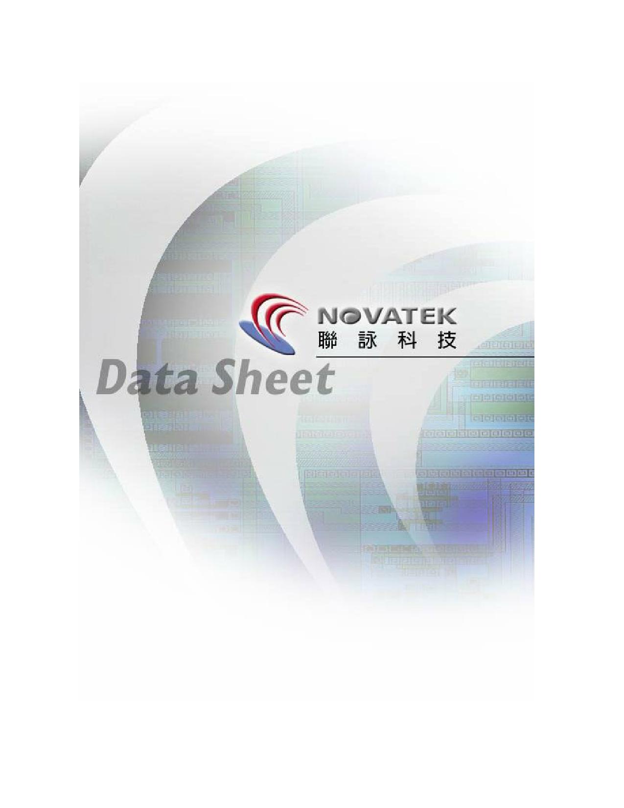 NT39411 datasheet, circuit