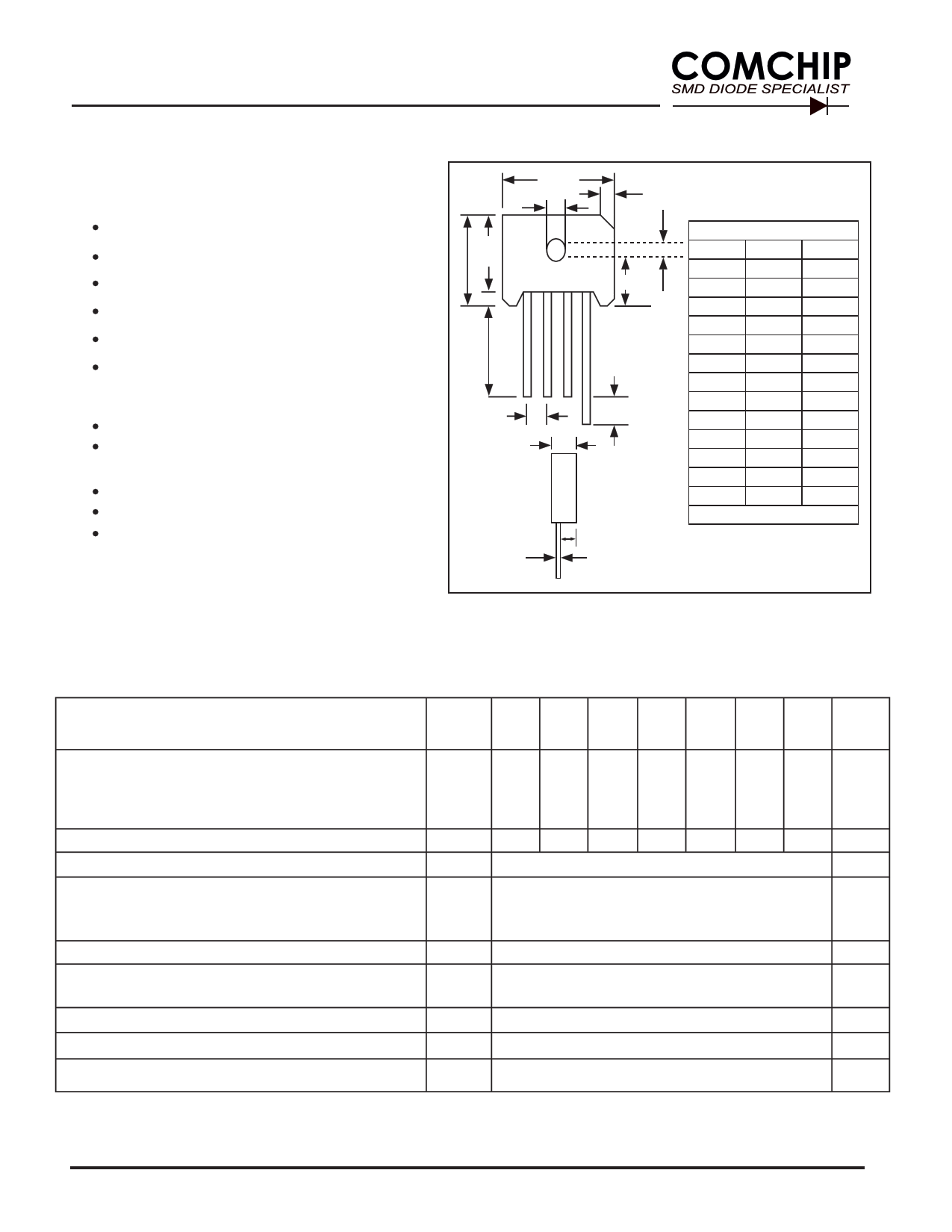 KBU601-G datasheet