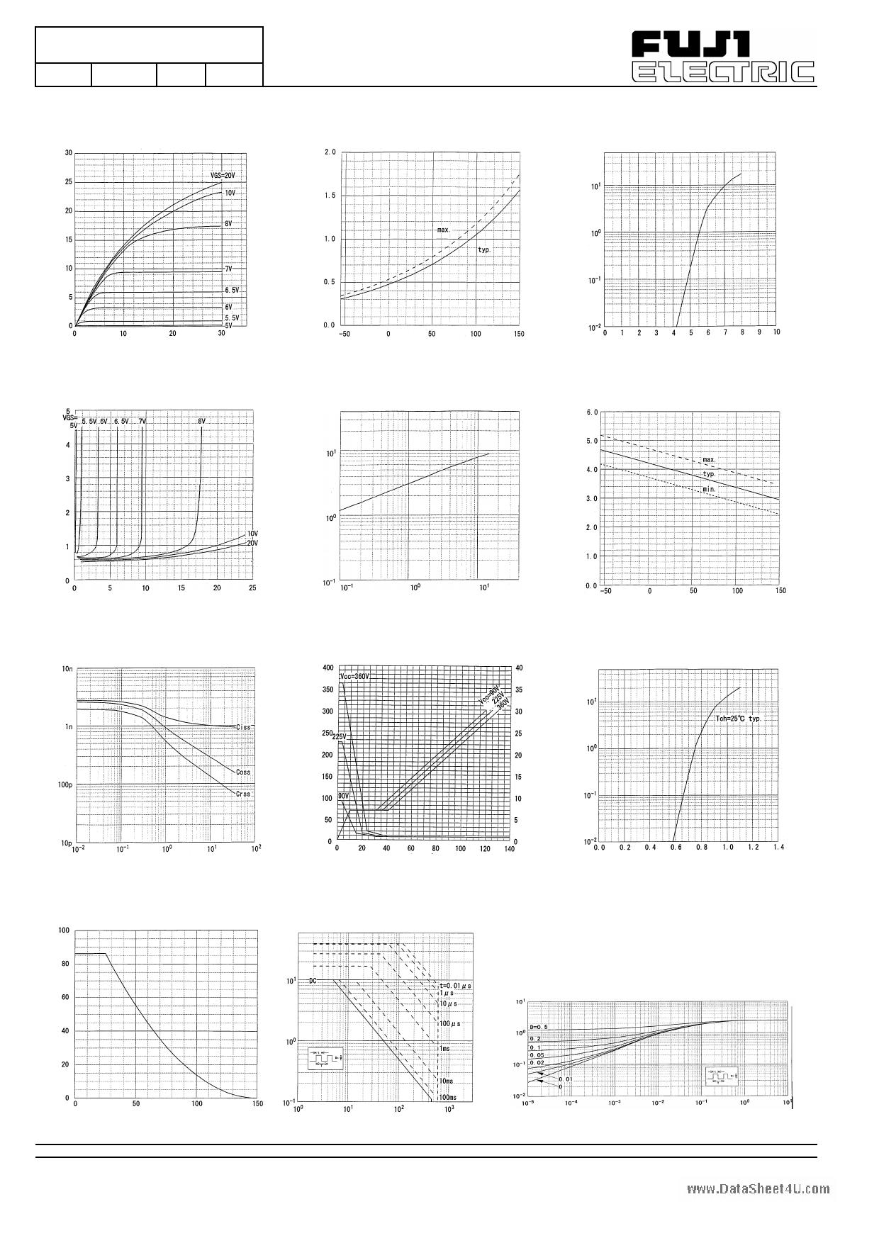 K2638 pdf pinout