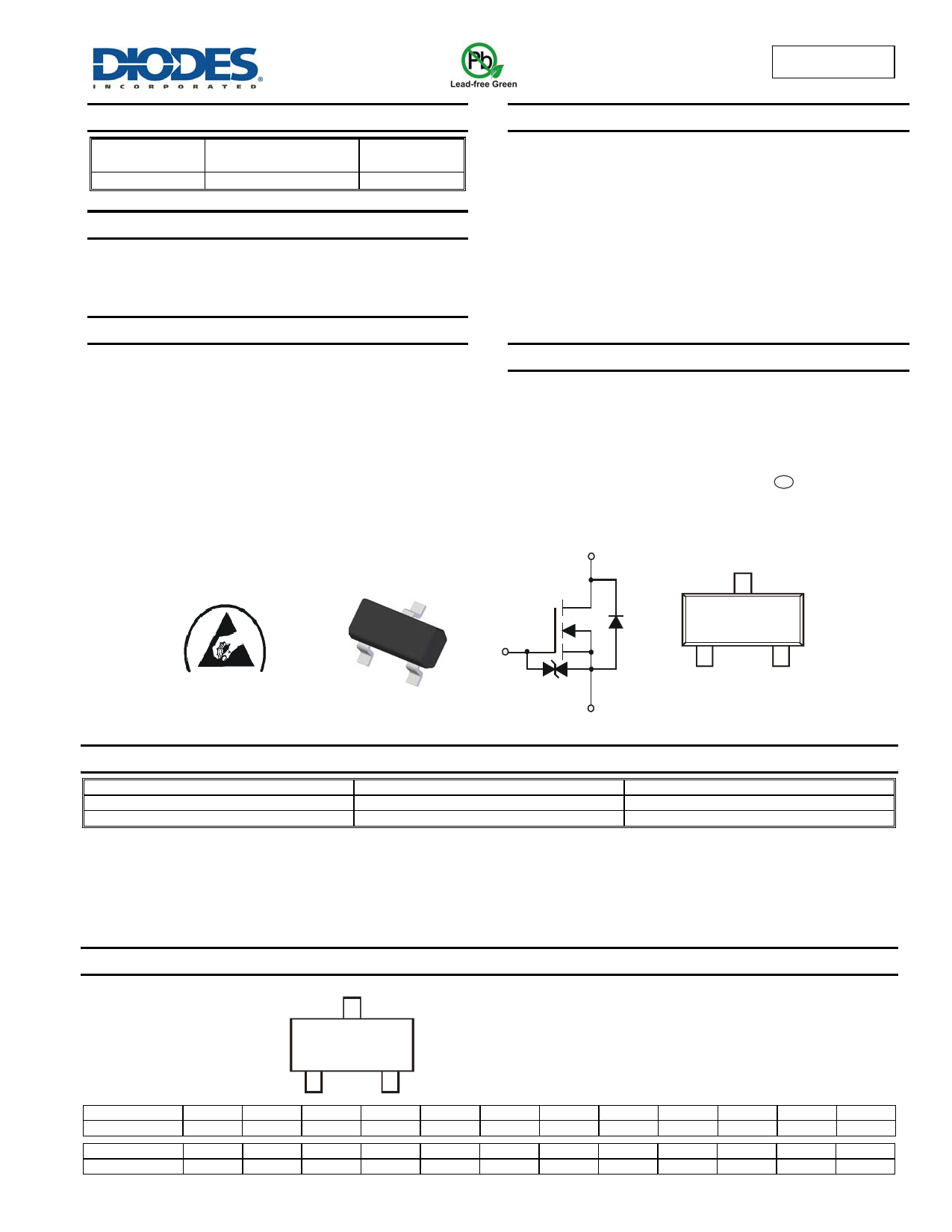 2N7002AQ Datasheet
