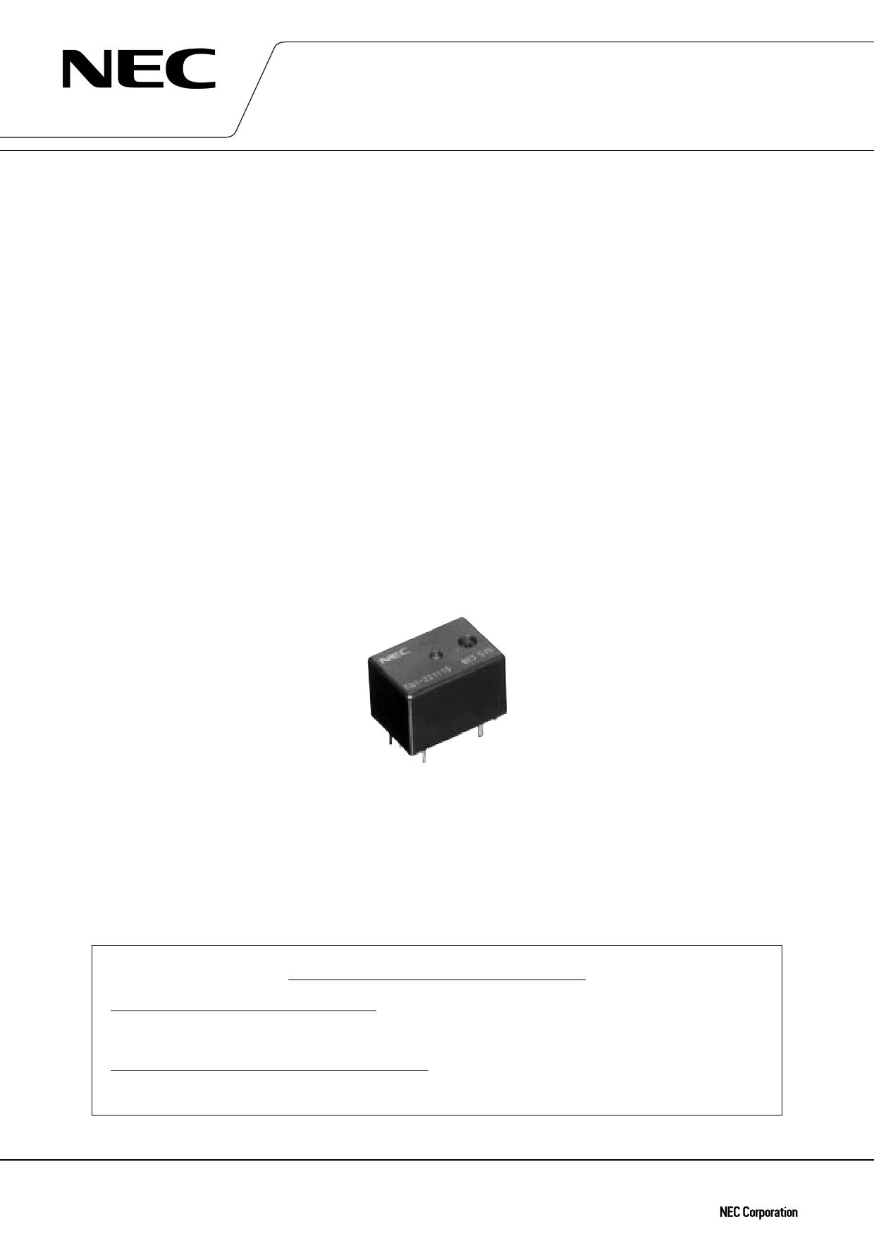 EQ1-22111S دیتاشیت PDF