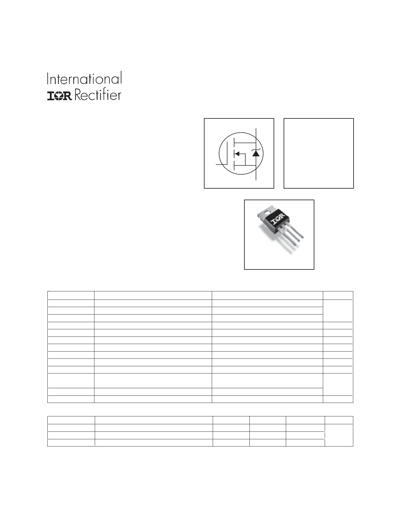 IRL1104PbF Datasheet, IRL1104PbF PDF,ピン配置, 機能
