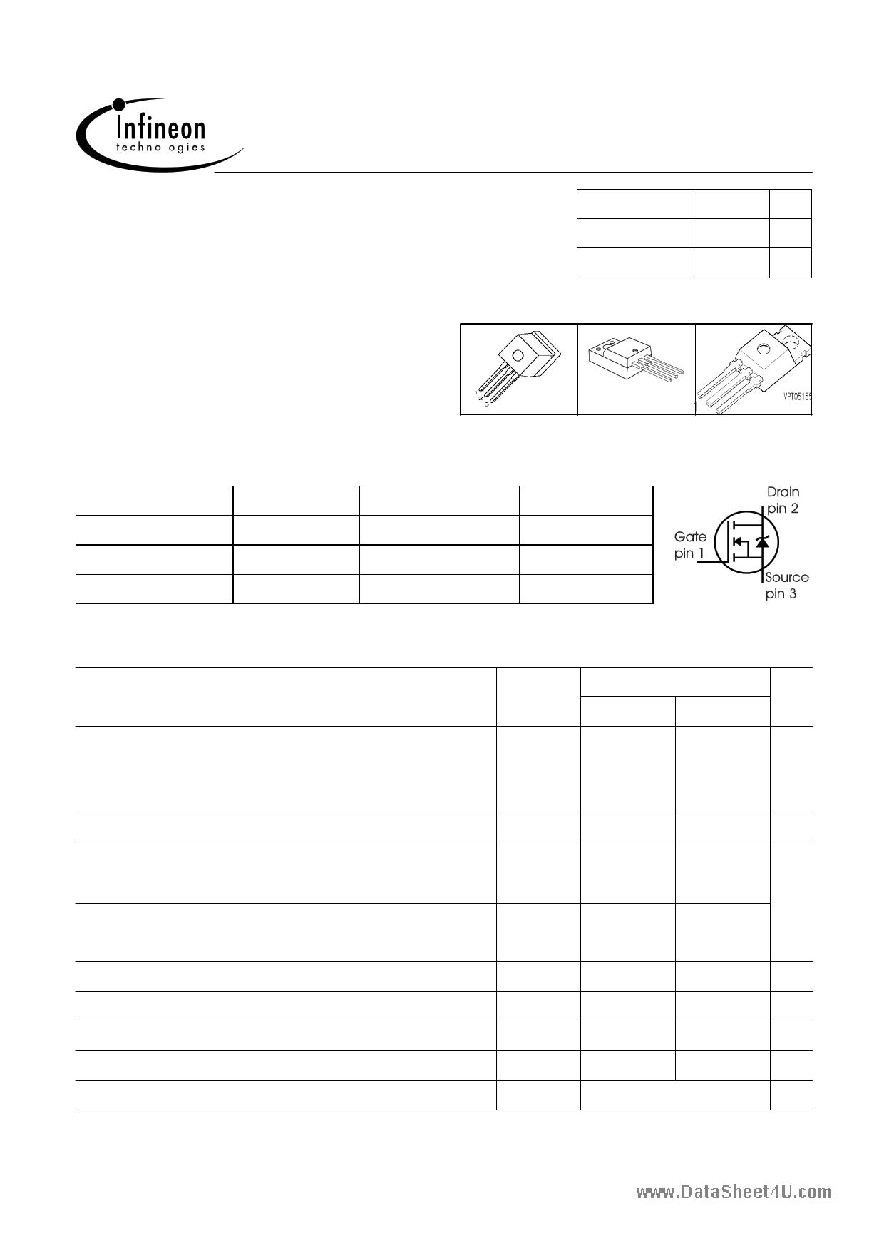 11N65C3 datasheet pinout