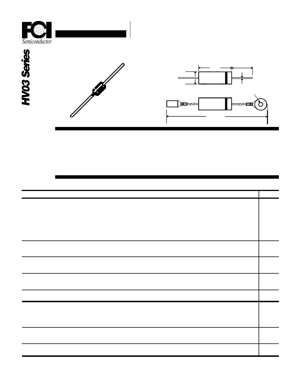 HV03-10 Datasheet, HV03-10 PDF,ピン配置, 機能