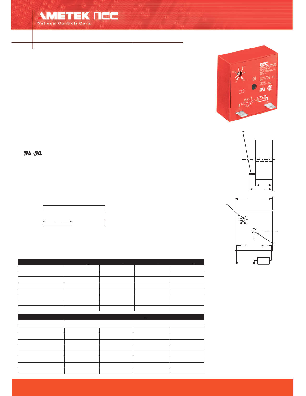 Q1T-00001-311 دیتاشیت PDF