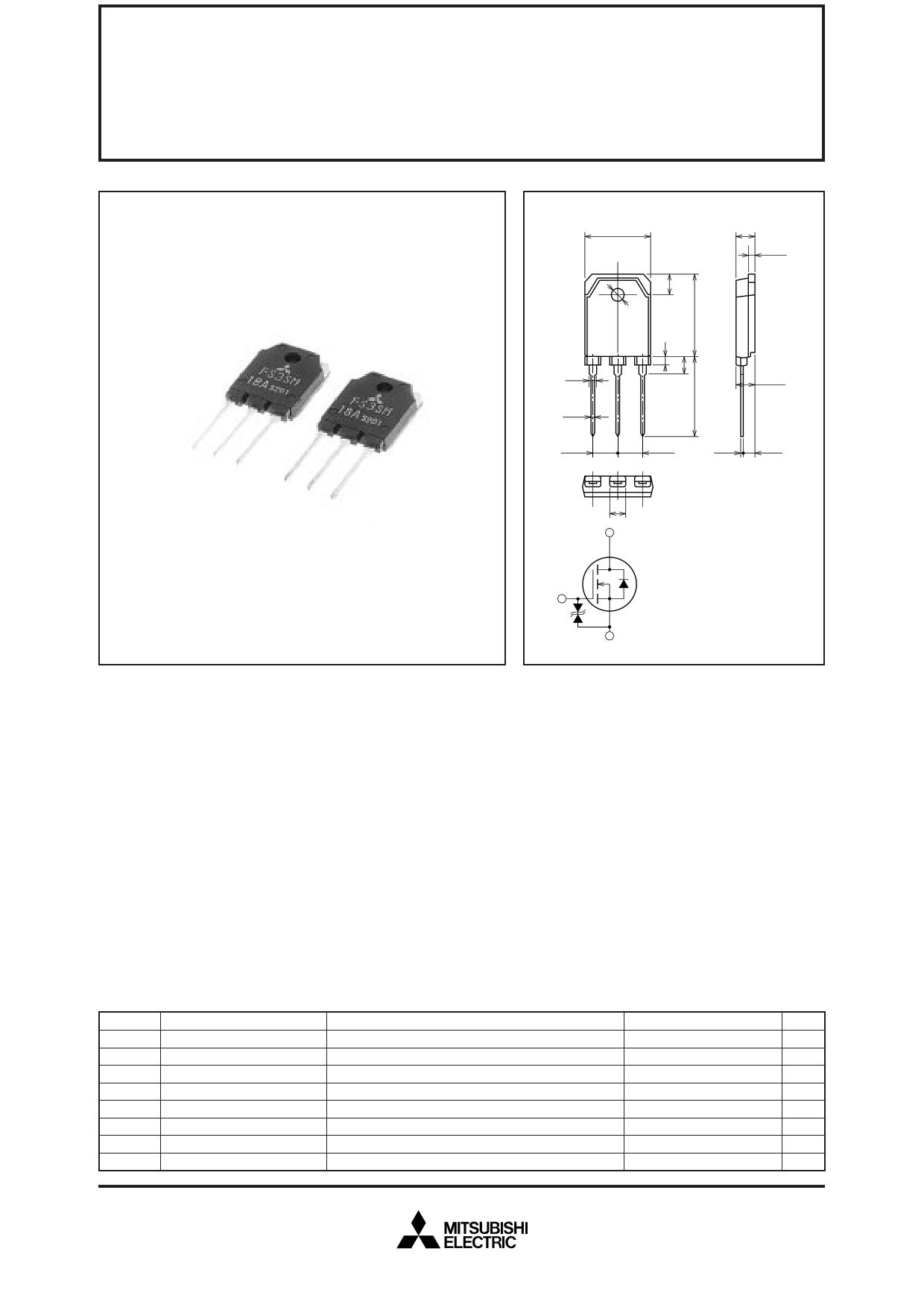 FS3SM-18A دیتاشیت PDF