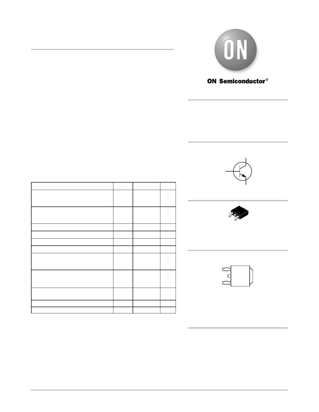 NJVMJD47T4G دیتاشیت PDF
