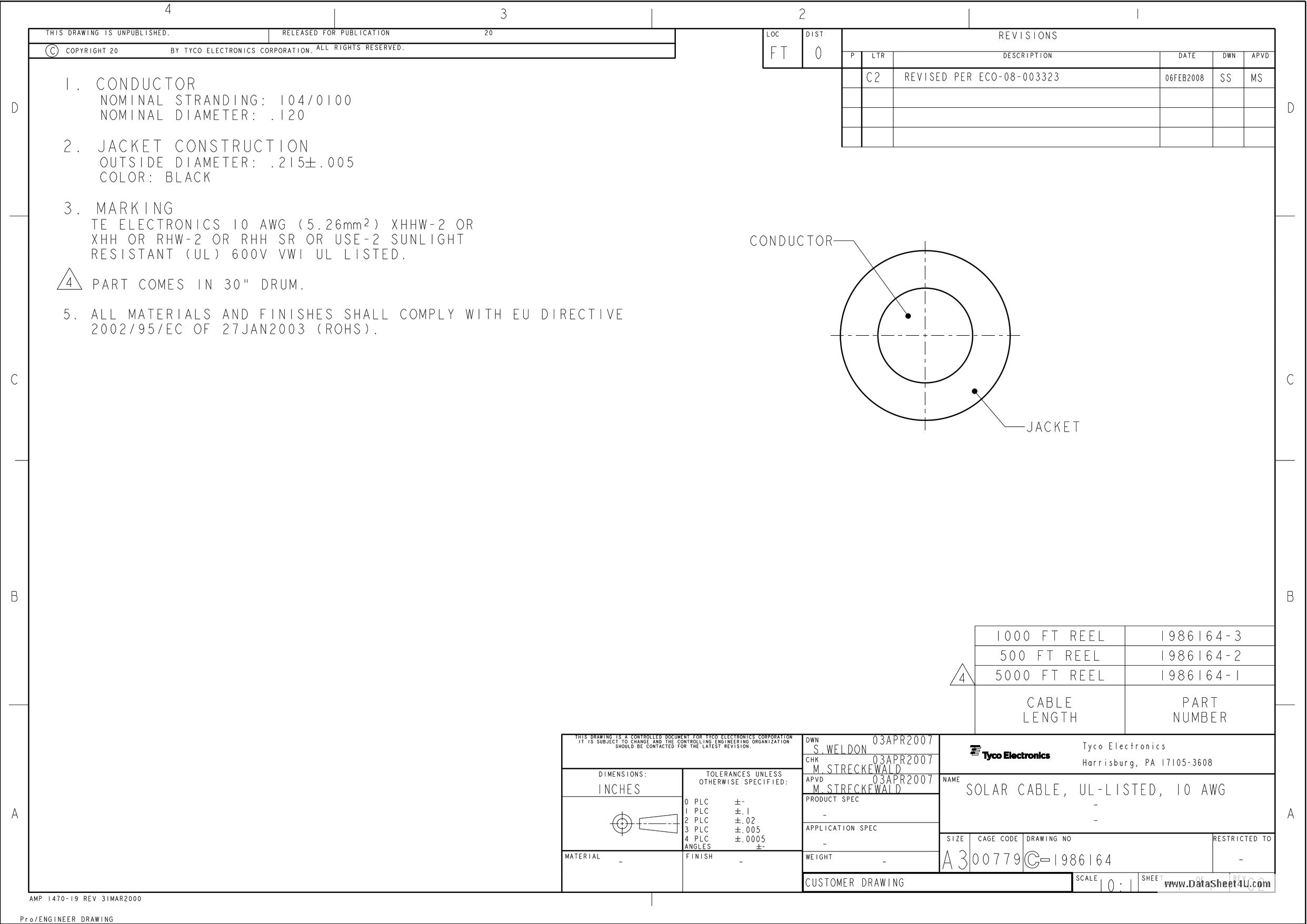 C-1986164 даташит PDF
