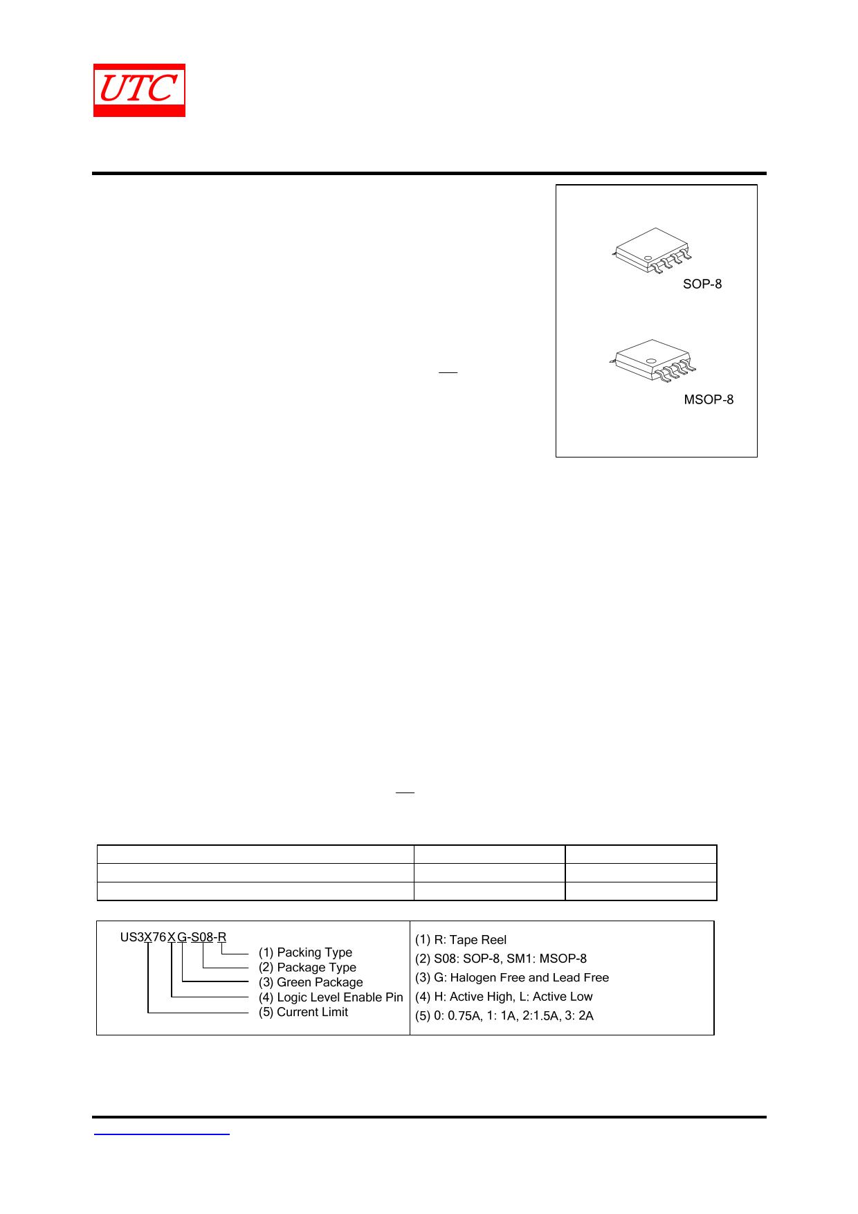 US3376 datasheet