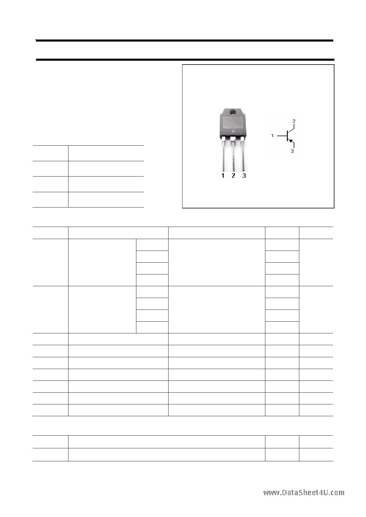 BD250C datasheet