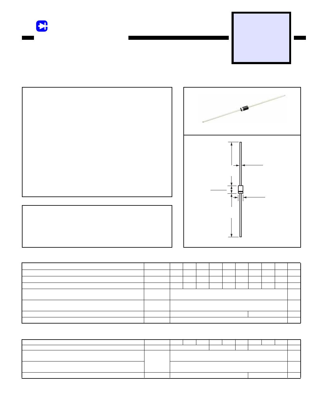 HER105P دیتاشیت PDF