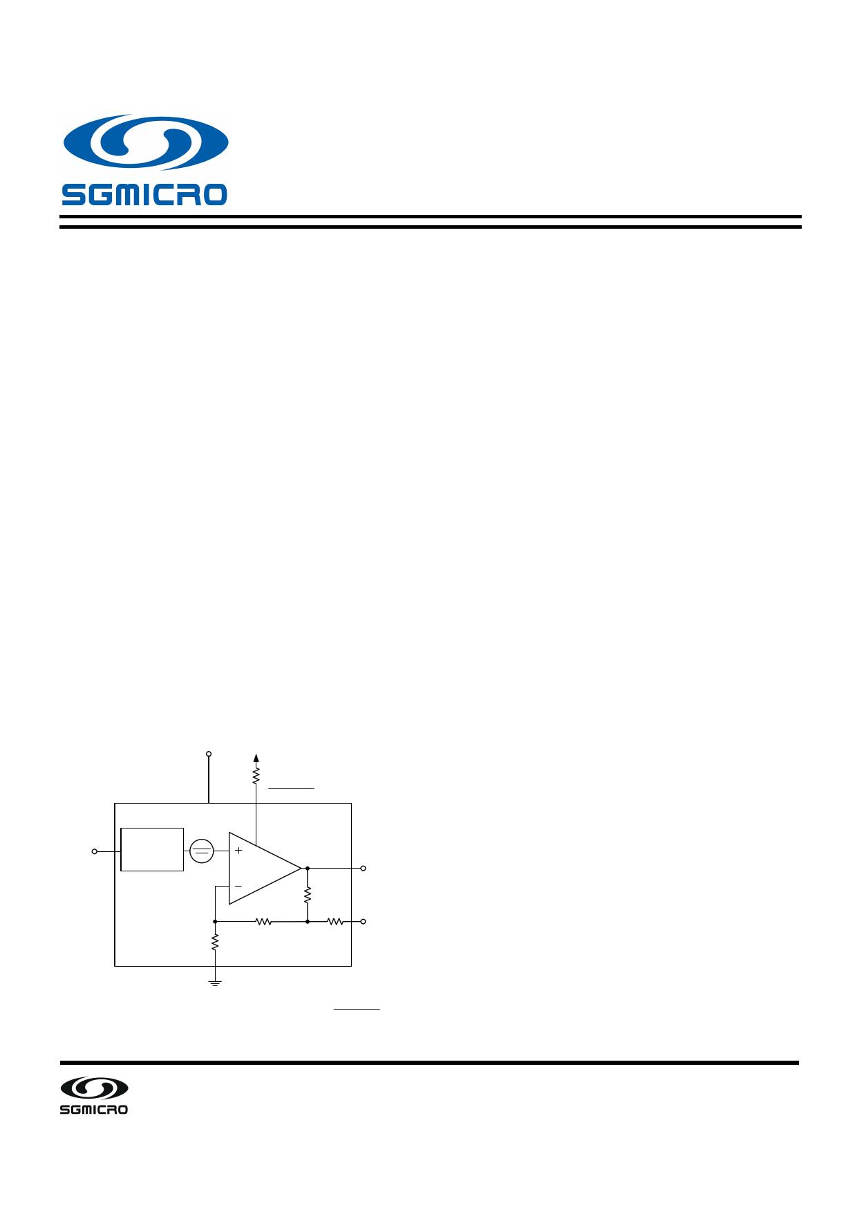 SGM9121 datasheet, circuit