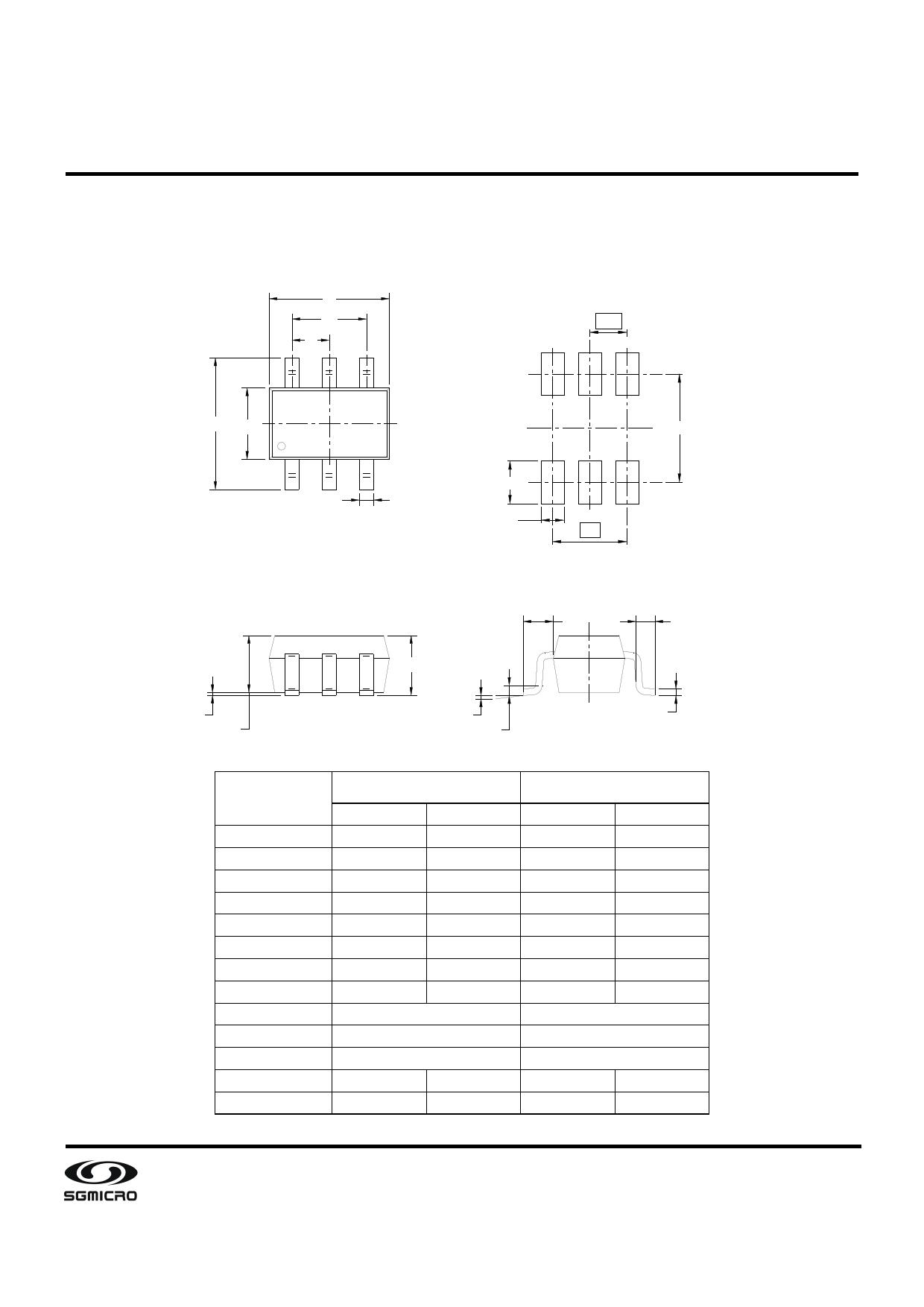 SGM9121 diode, scr