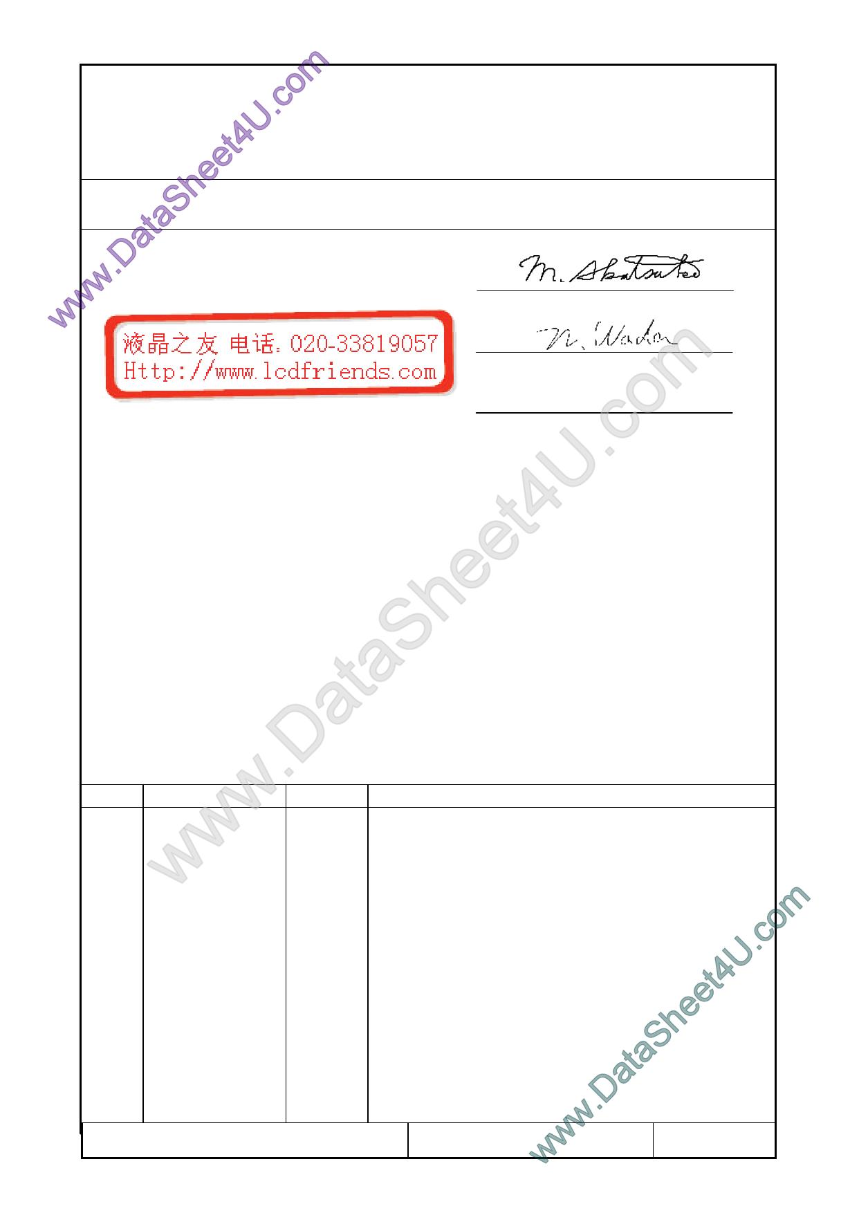 F-51851GNFQJ-LW-AAN دیتاشیت PDF