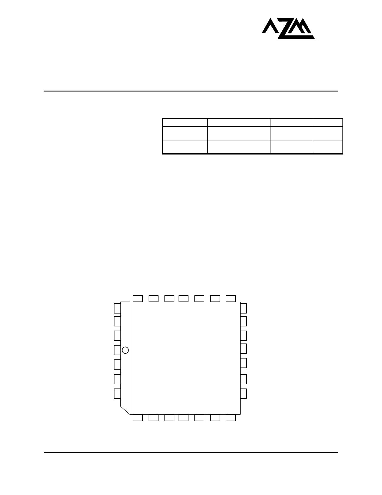 AZ10E142 دیتاشیت PDF