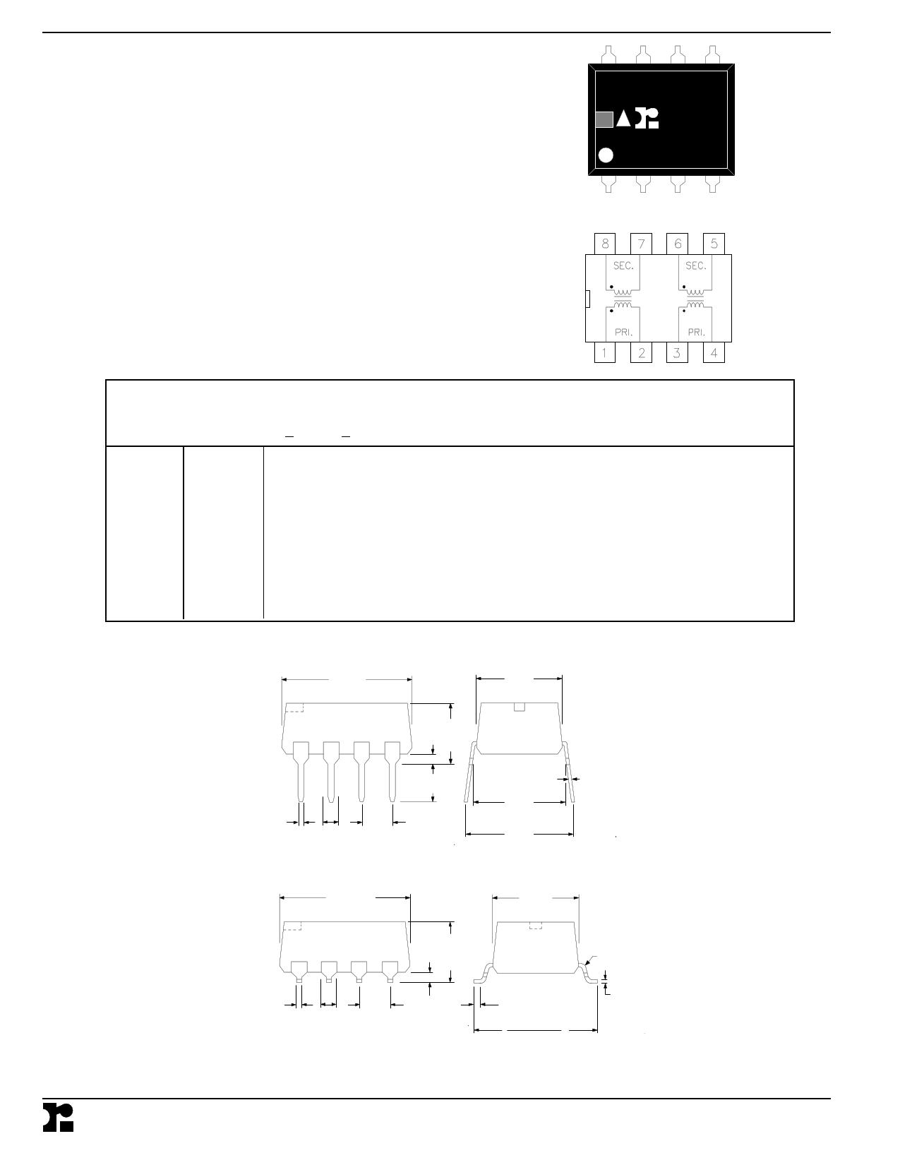 T-11406 Hoja de datos, Descripción, Manual