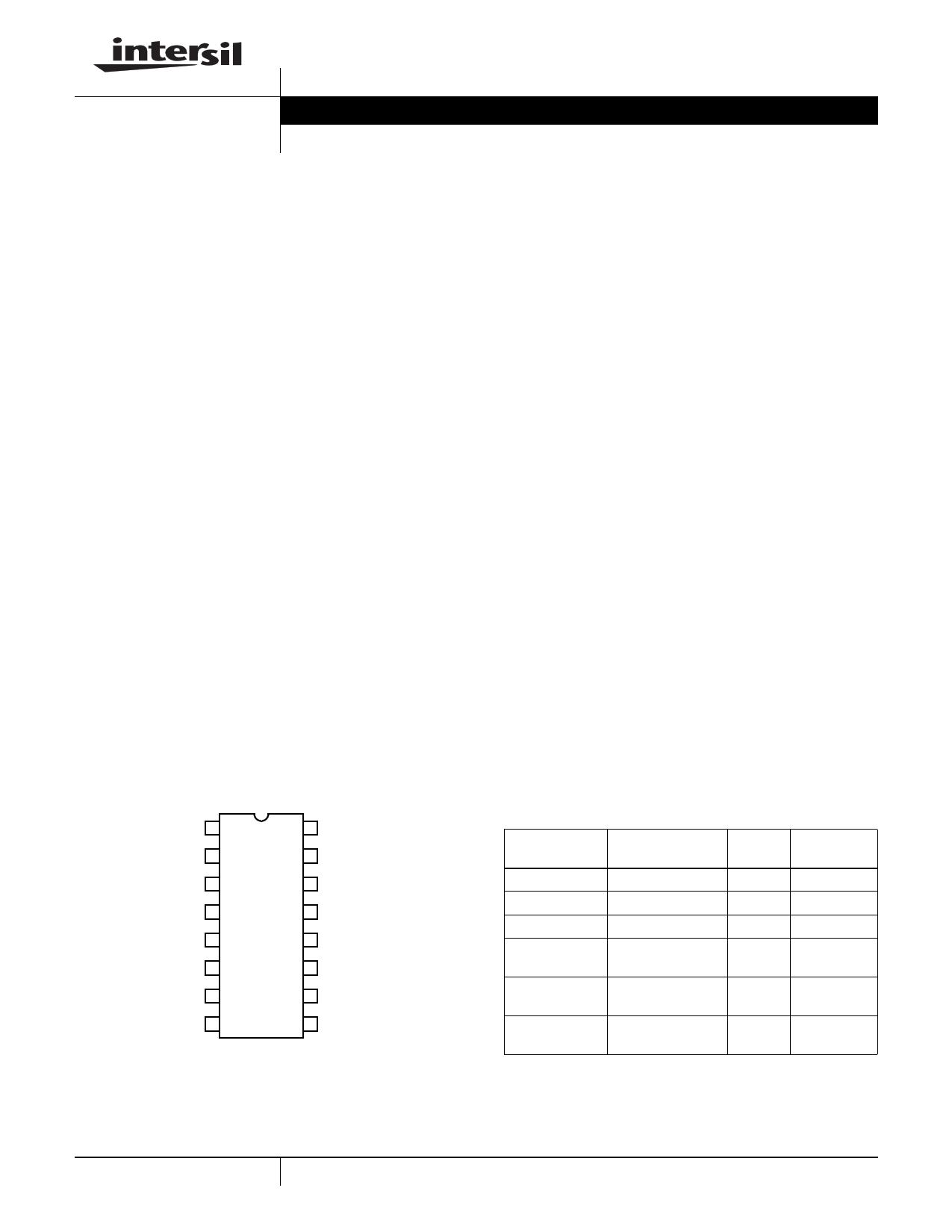 EL4583A دیتاشیت PDF