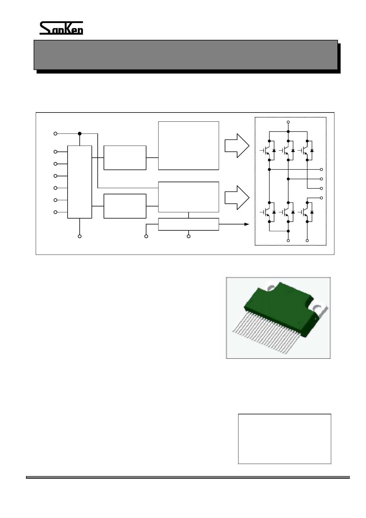SLA6805M datasheet