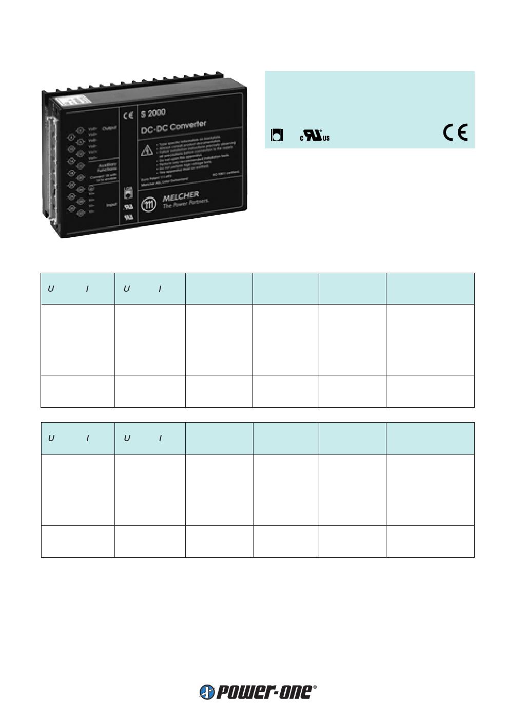 ES1501-7R دیتاشیت PDF
