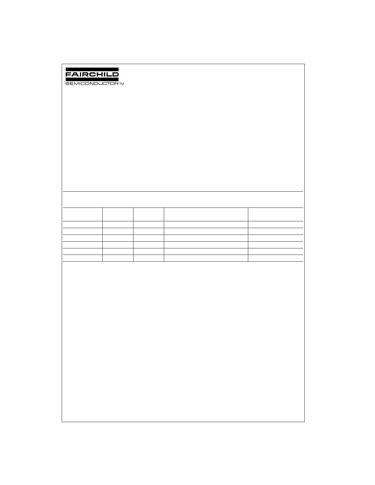 FSA1157L6X datasheet
