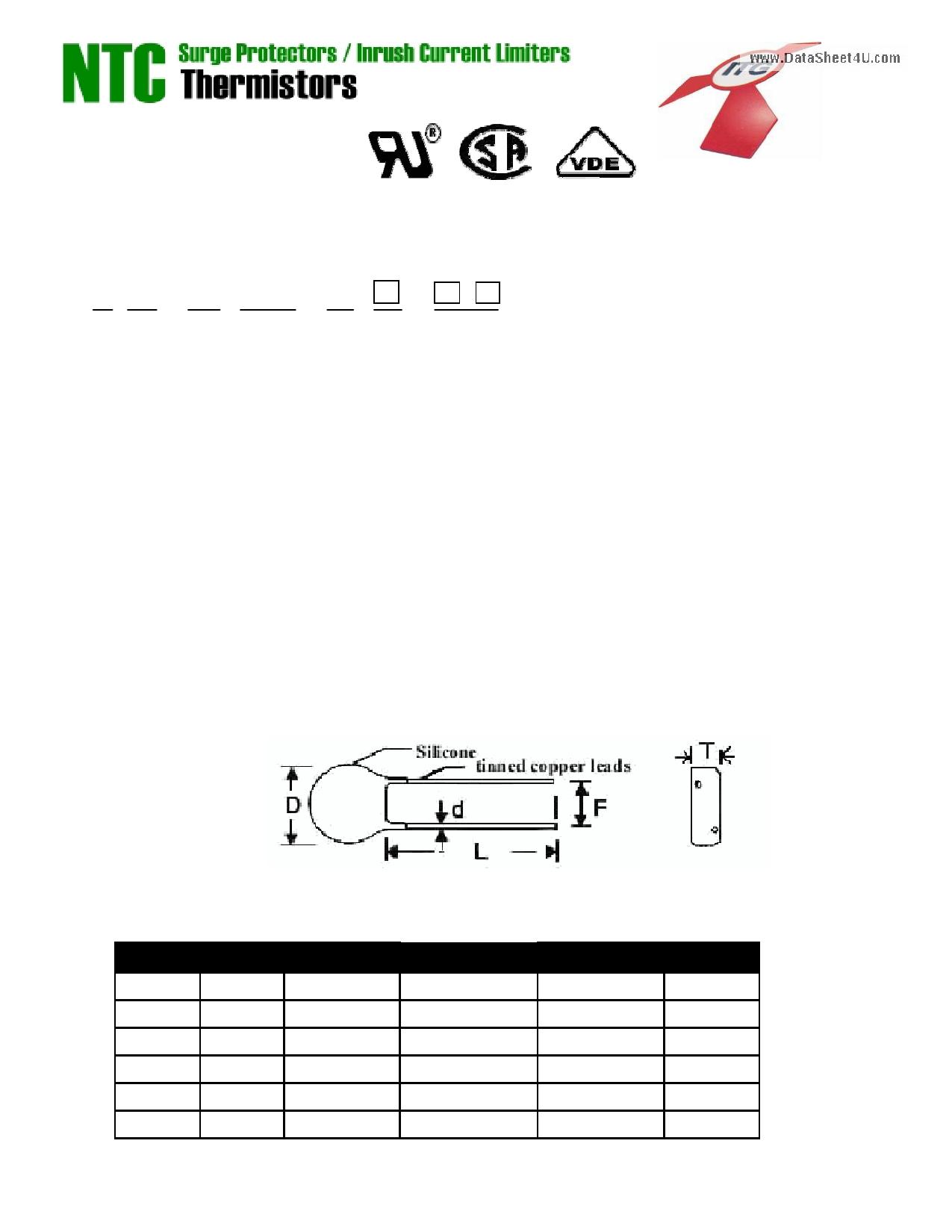N10SP050-5 دیتاشیت PDF
