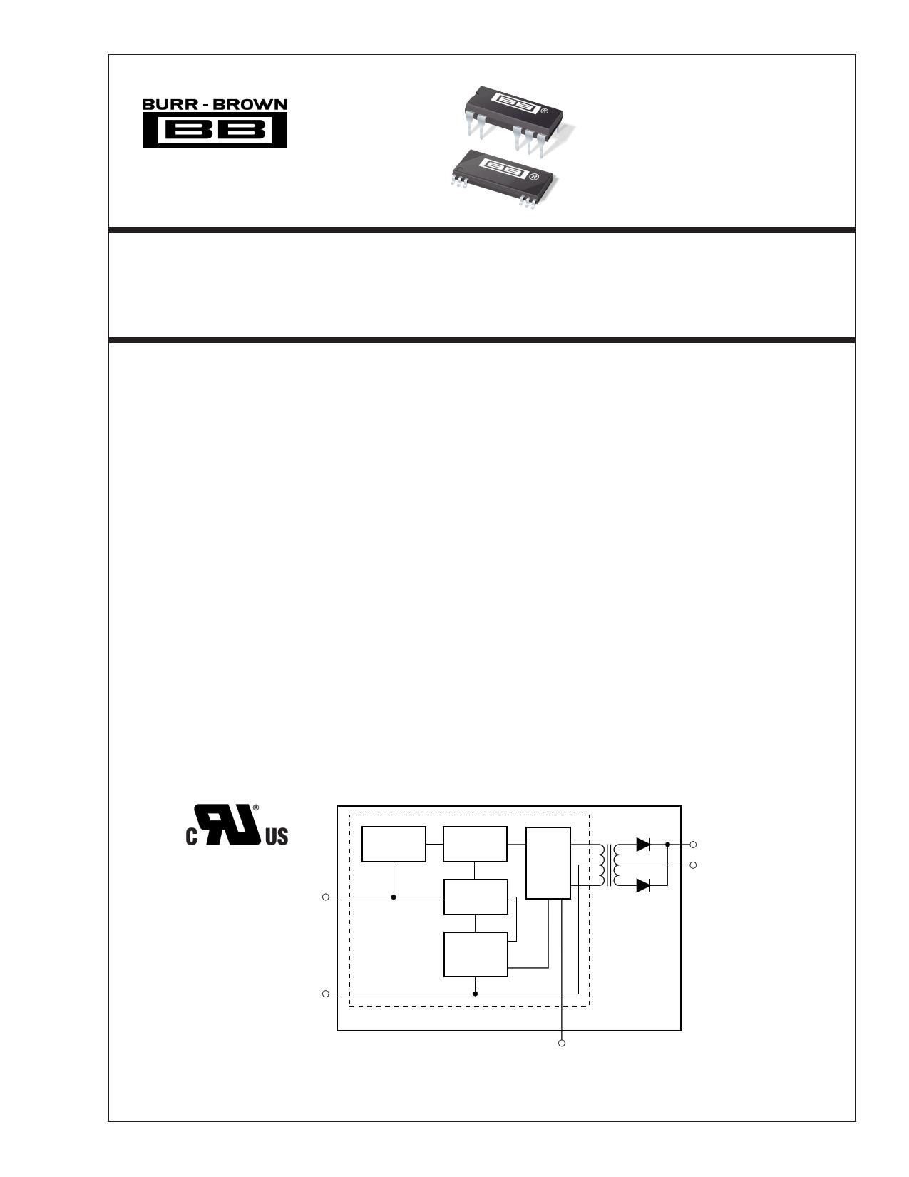 DCP020507P 数据手册