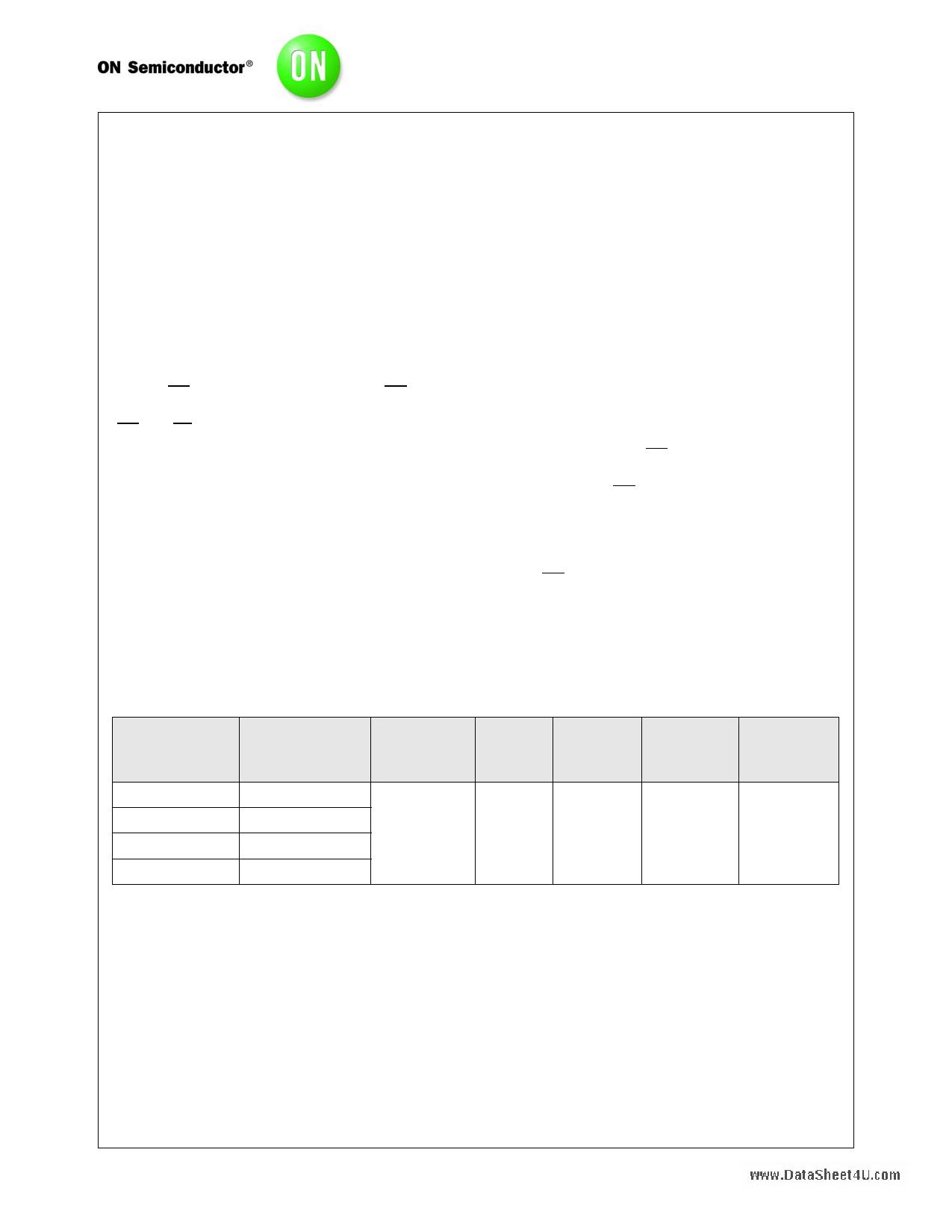 N02L63W3A Hoja de datos, Descripción, Manual