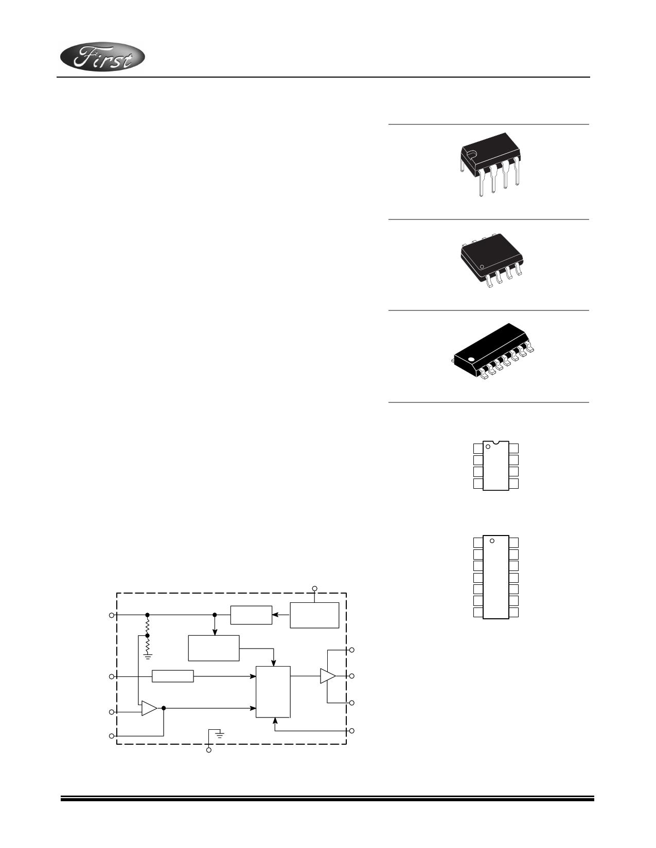 UC2842B دیتاشیت PDF