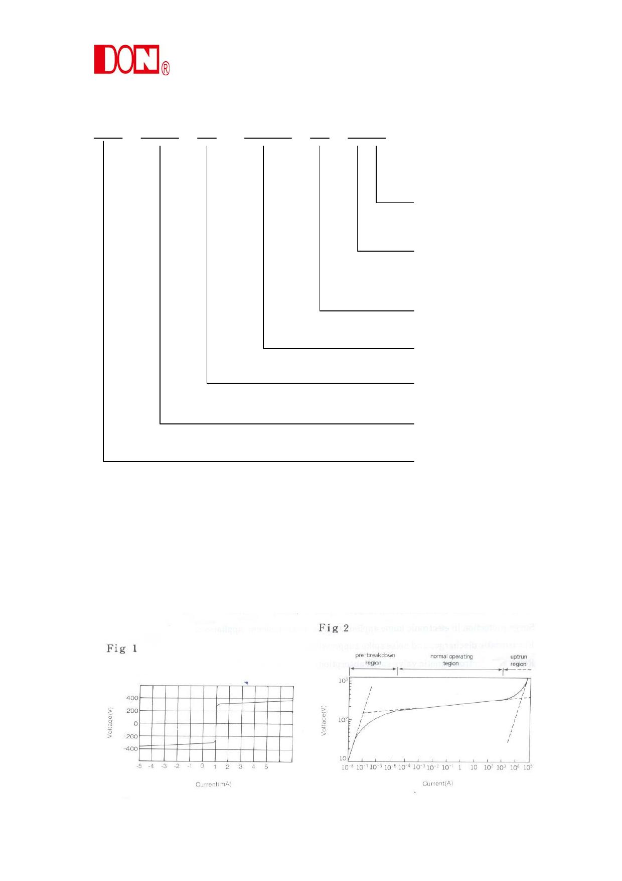 DNR20D431K دیتاشیت PDF