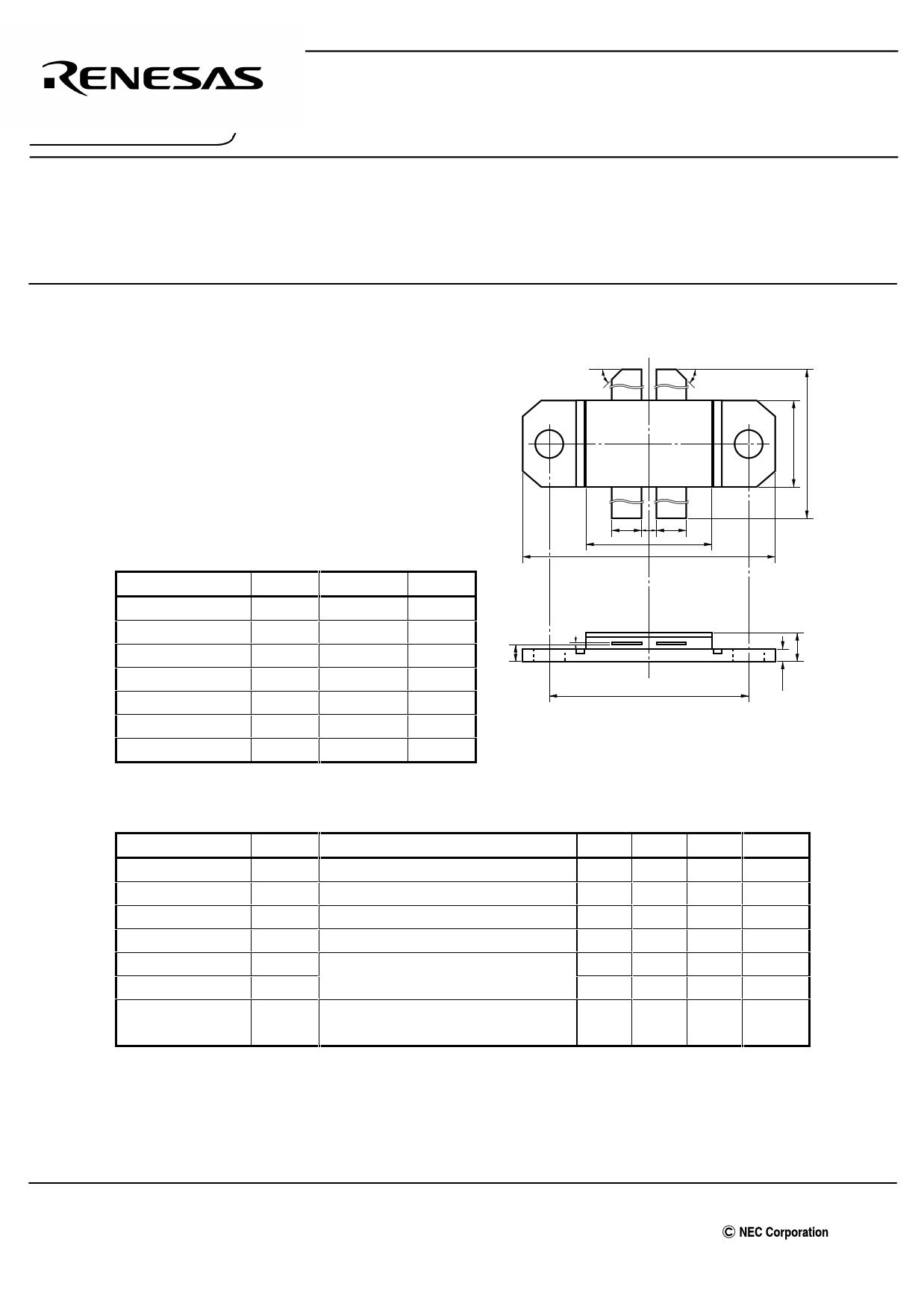 2SK2396A datasheet