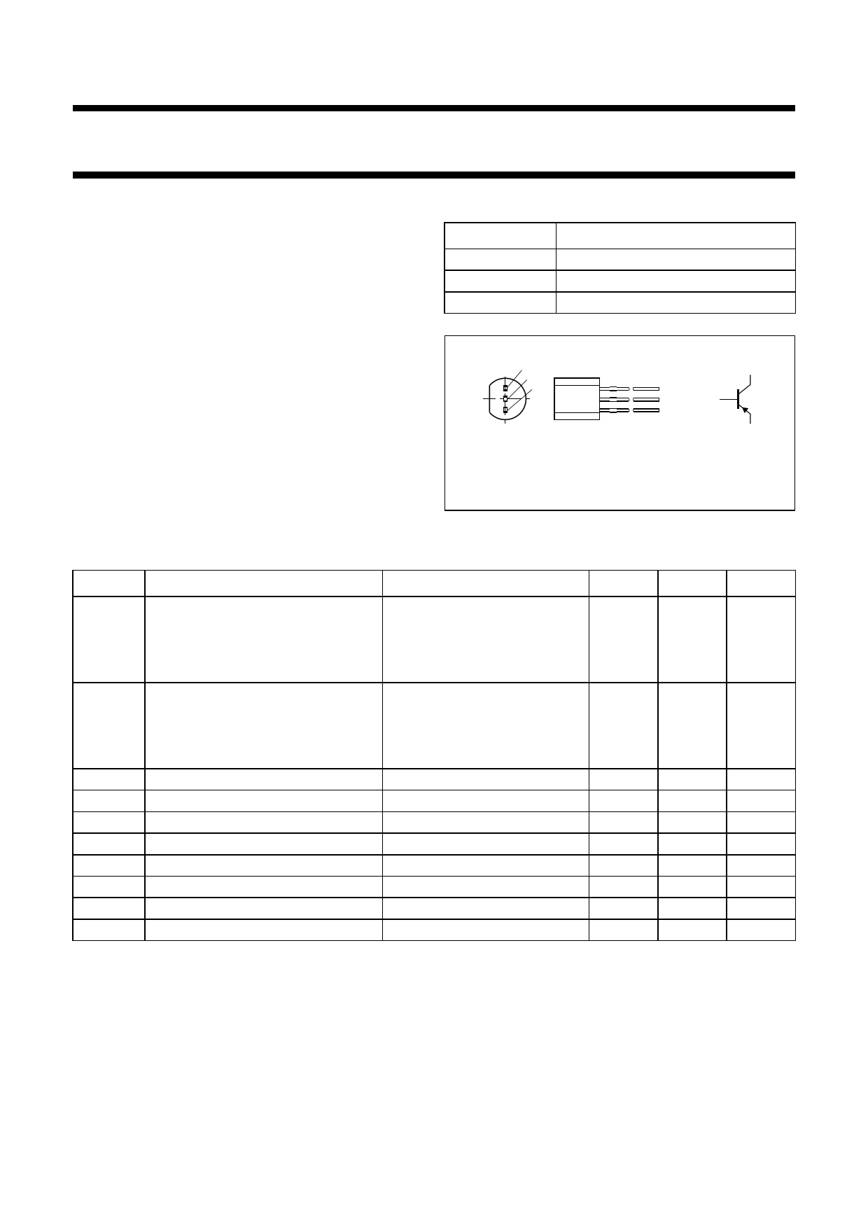 Bc639 datasheet