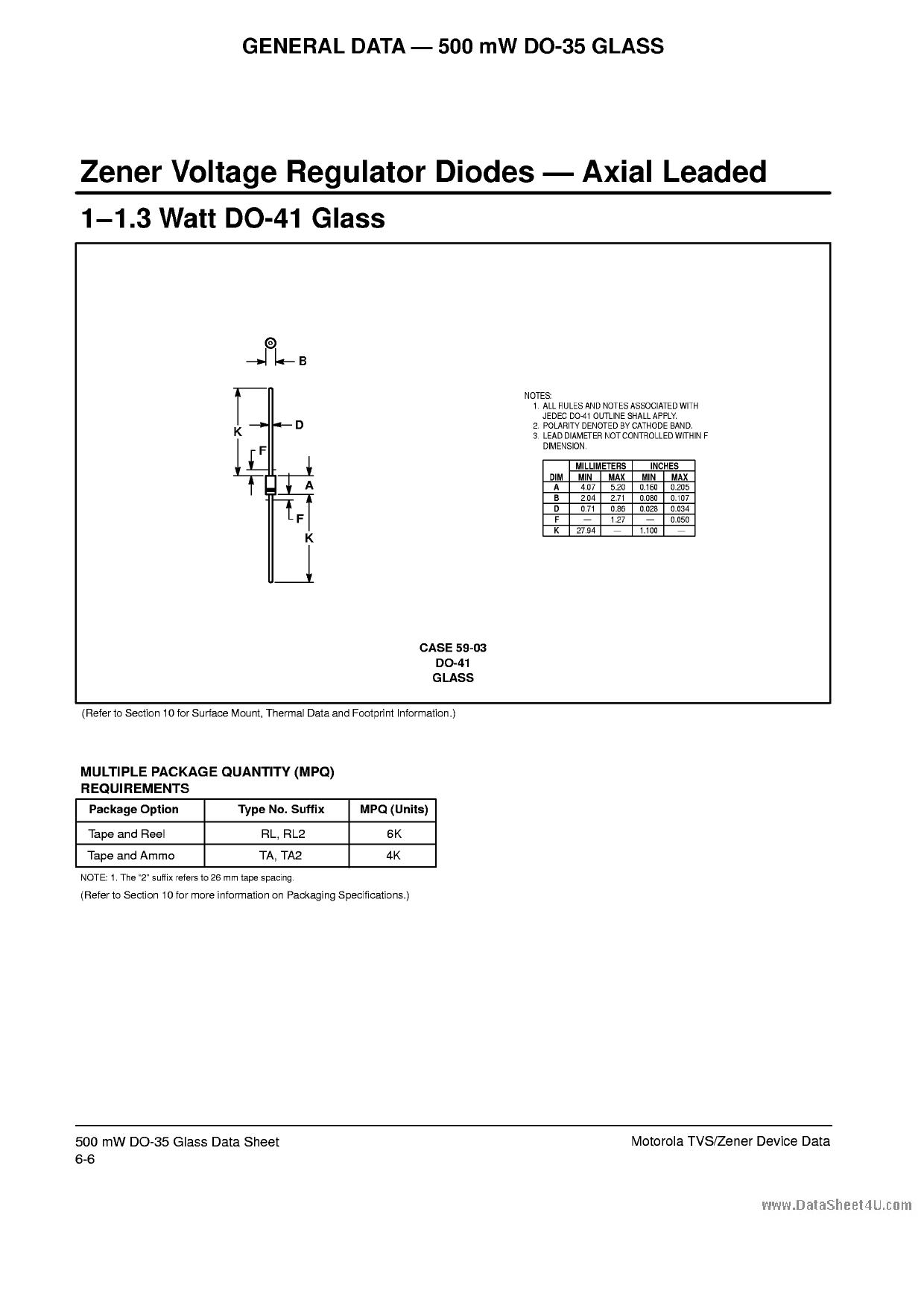 1N4745A 電子部品, 半導体