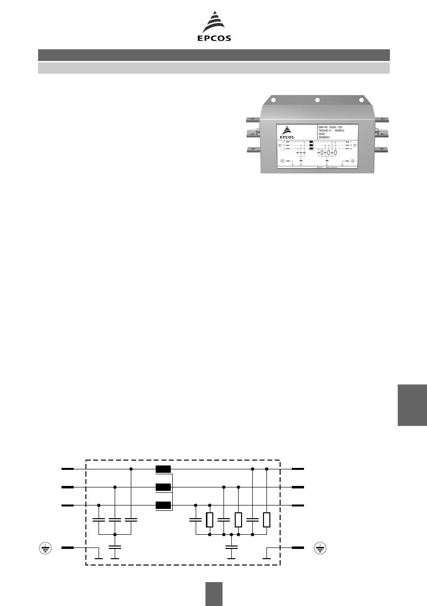 B84143-Bxxx-S24 datasheet