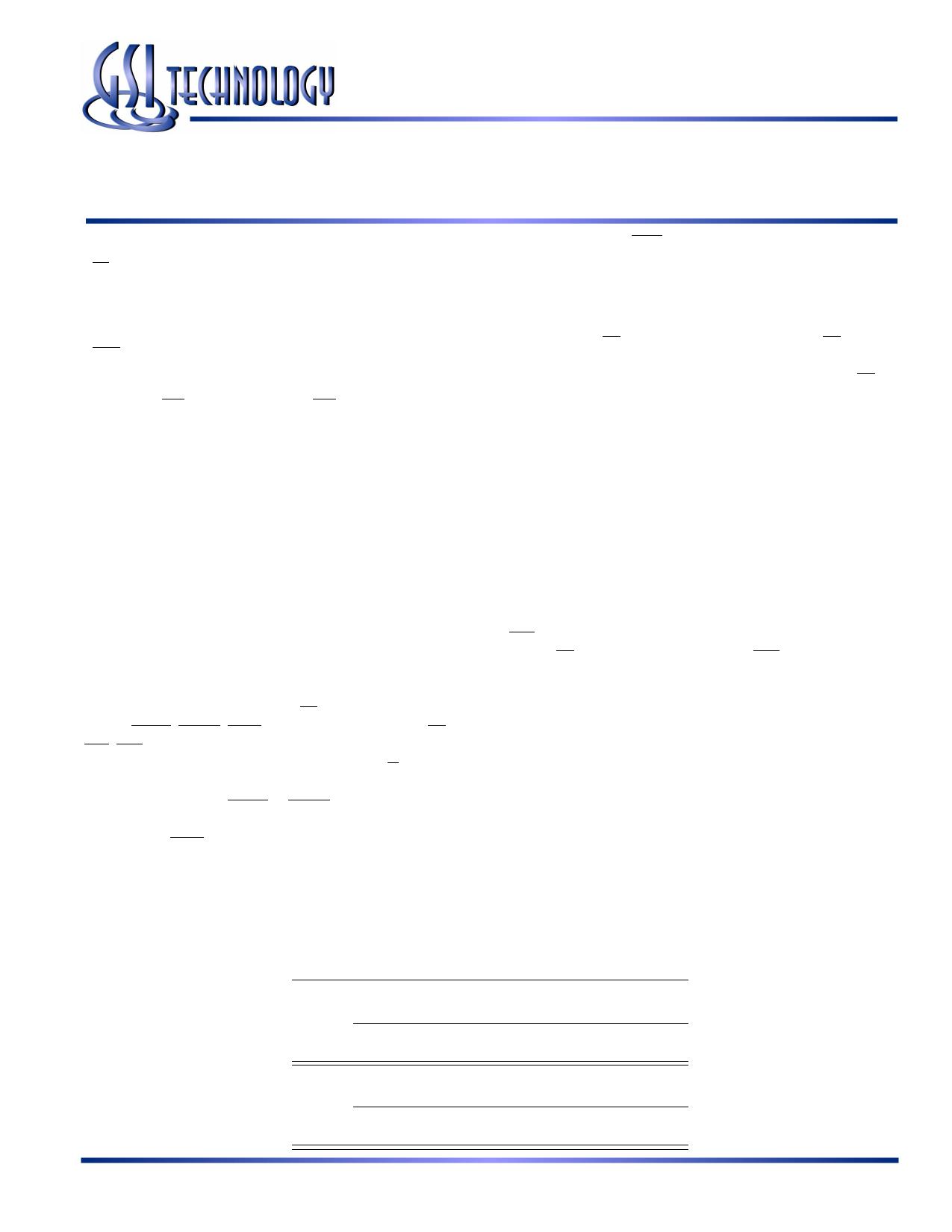 GS8321EV36E دیتاشیت PDF