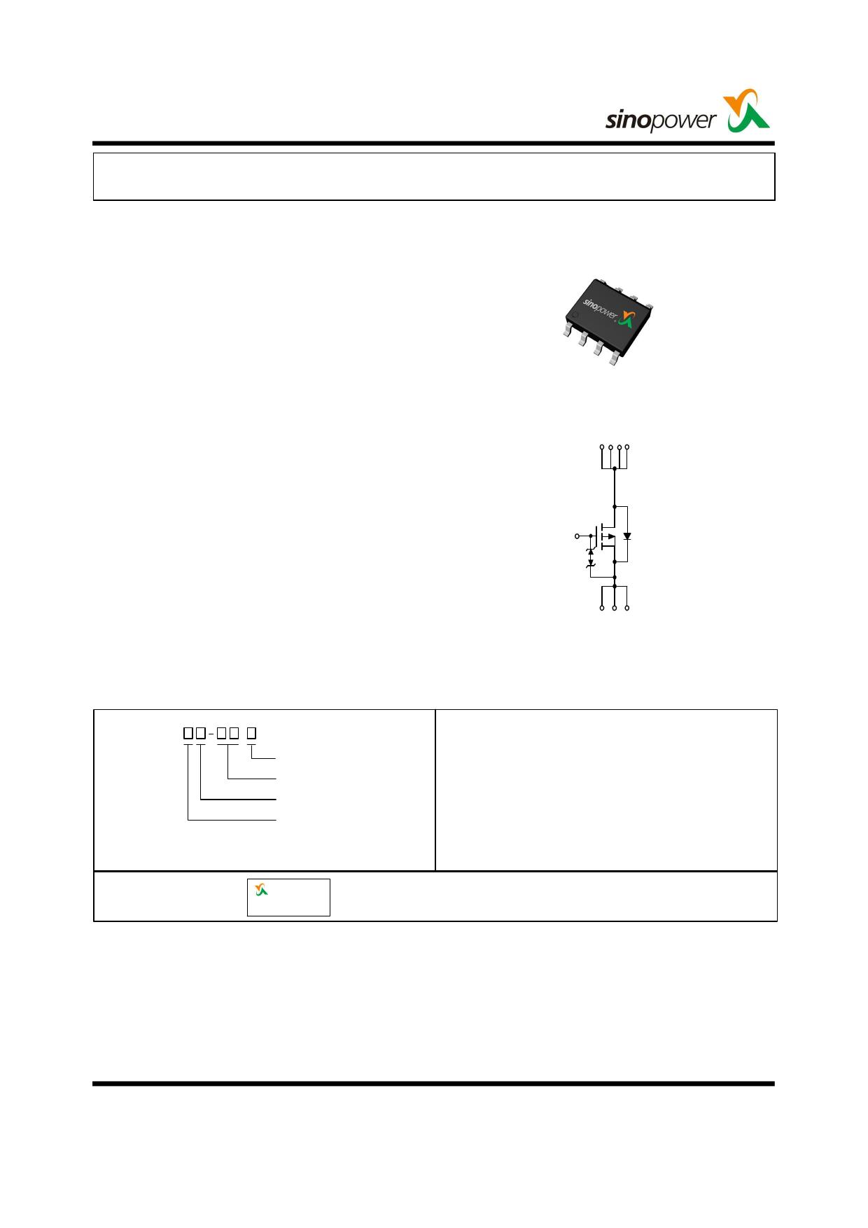 SM9435PSK datasheet pinout pdf