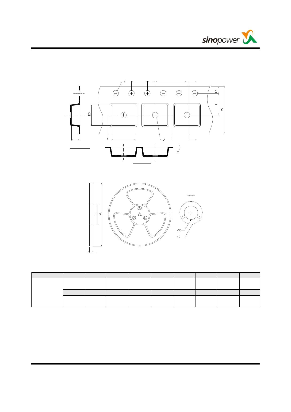 SM9435PSK diode, scr