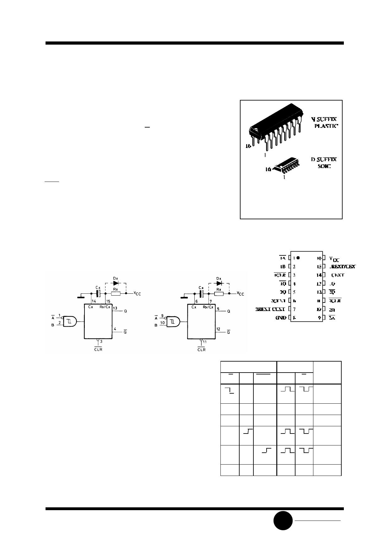 hc123 datasheet pdf   pinout
