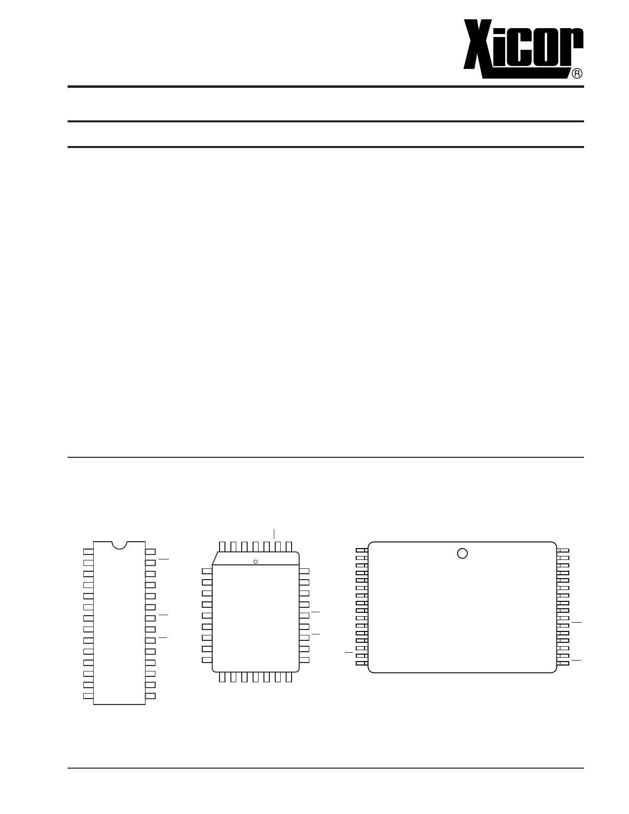 X28C256T-20 دیتاشیت PDF