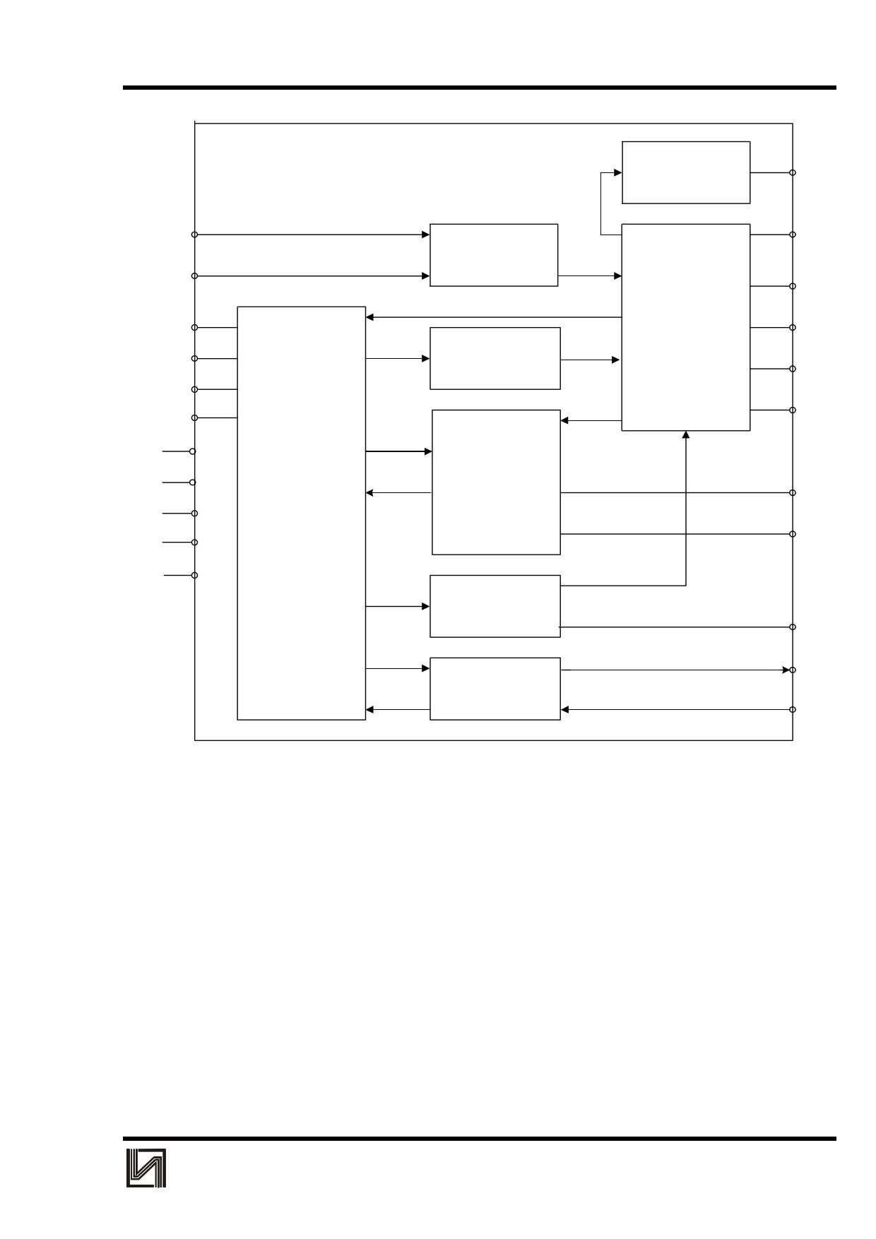 ILF3866N pdf, ピン配列