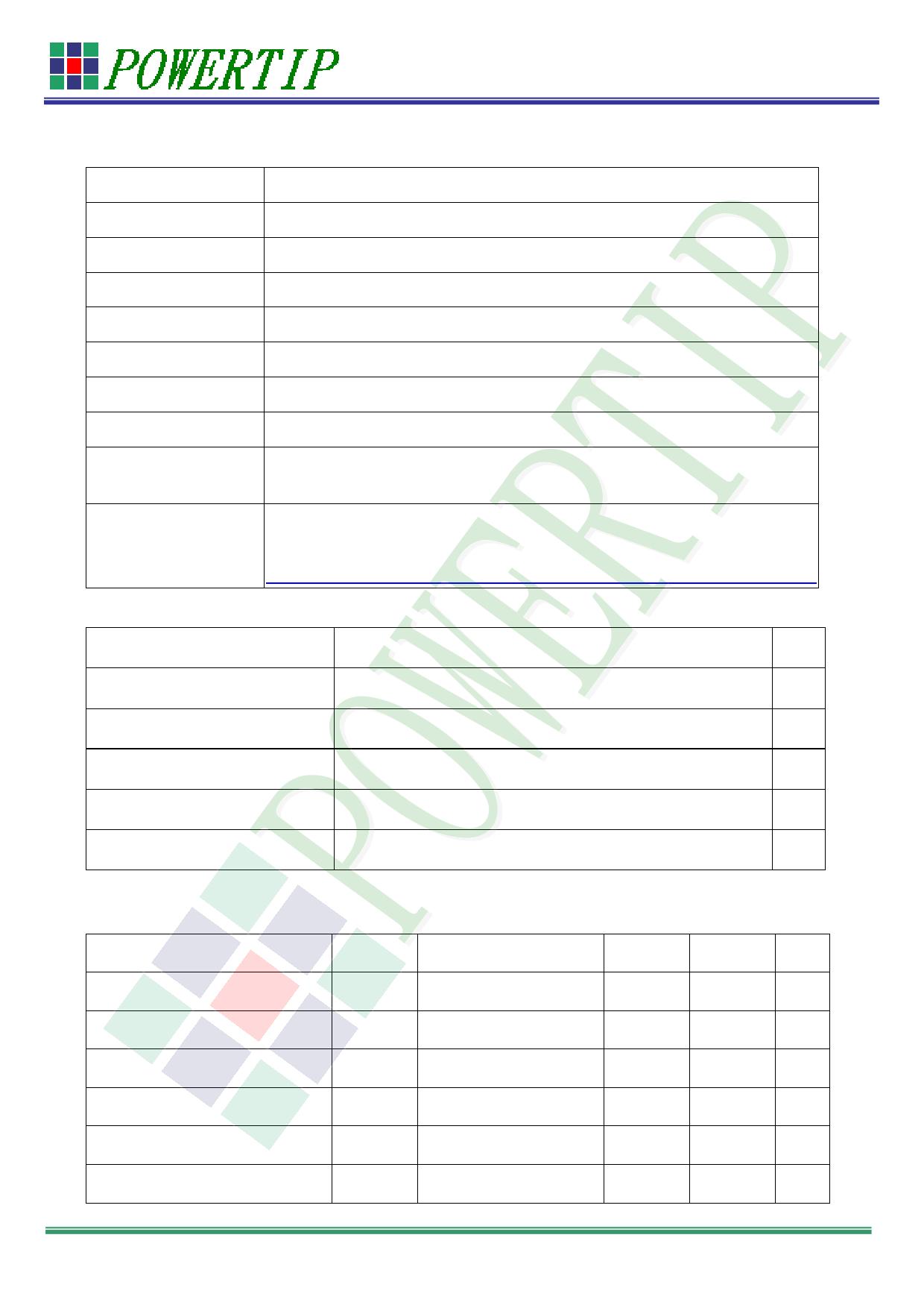 PG320240WRMDBAI30Q pdf, 반도체, 판매, 대치품