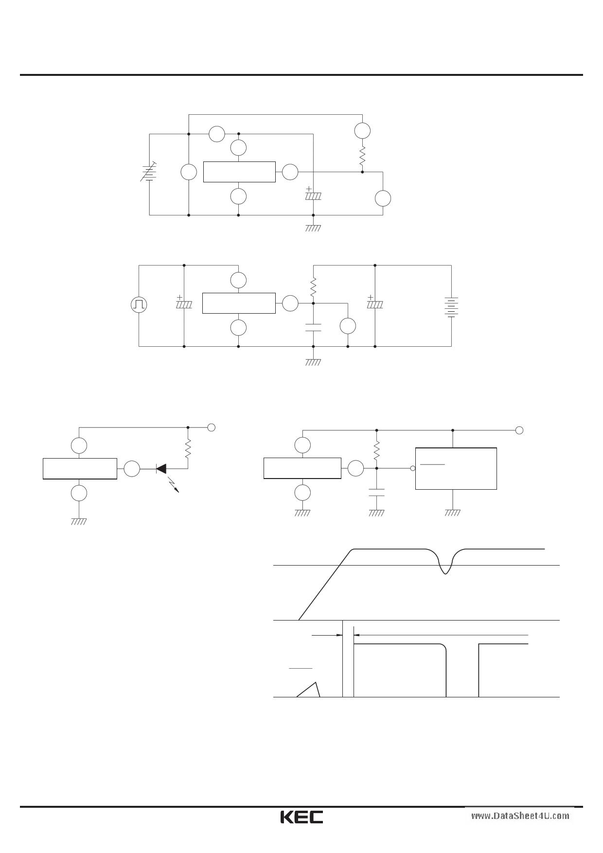 KIA7042AP pdf, ピン配列
