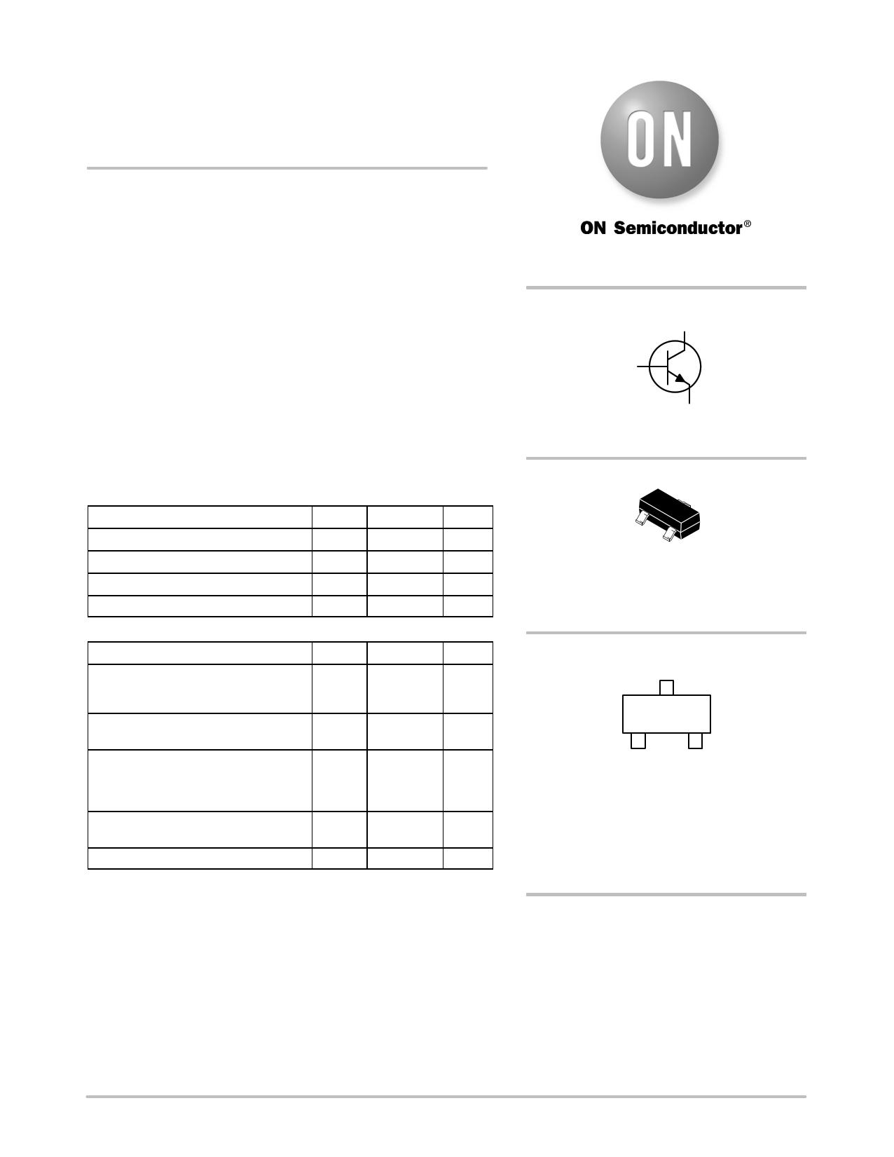 SBC817-25L 데이터시트 및 SBC817-25L PDF