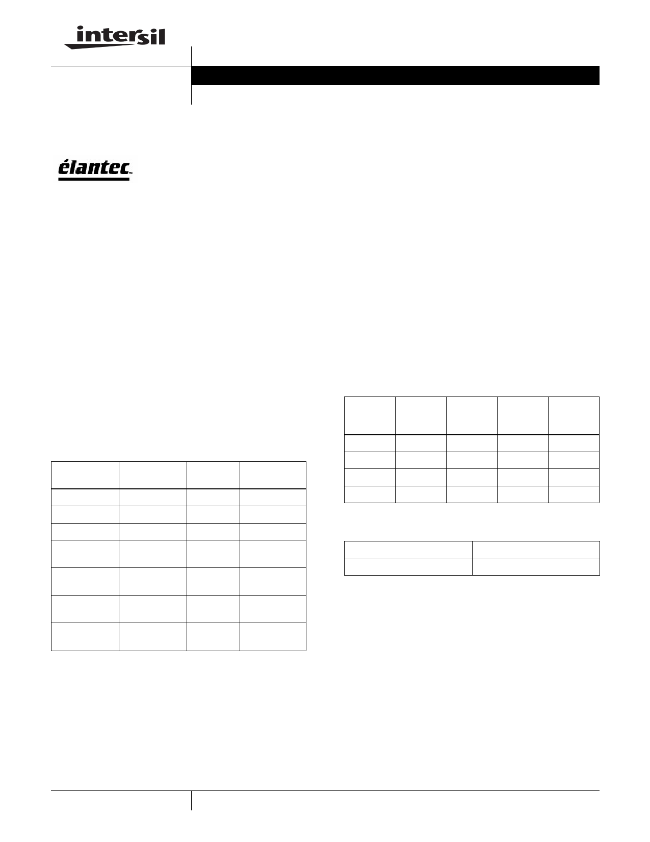 EL4543 دیتاشیت PDF