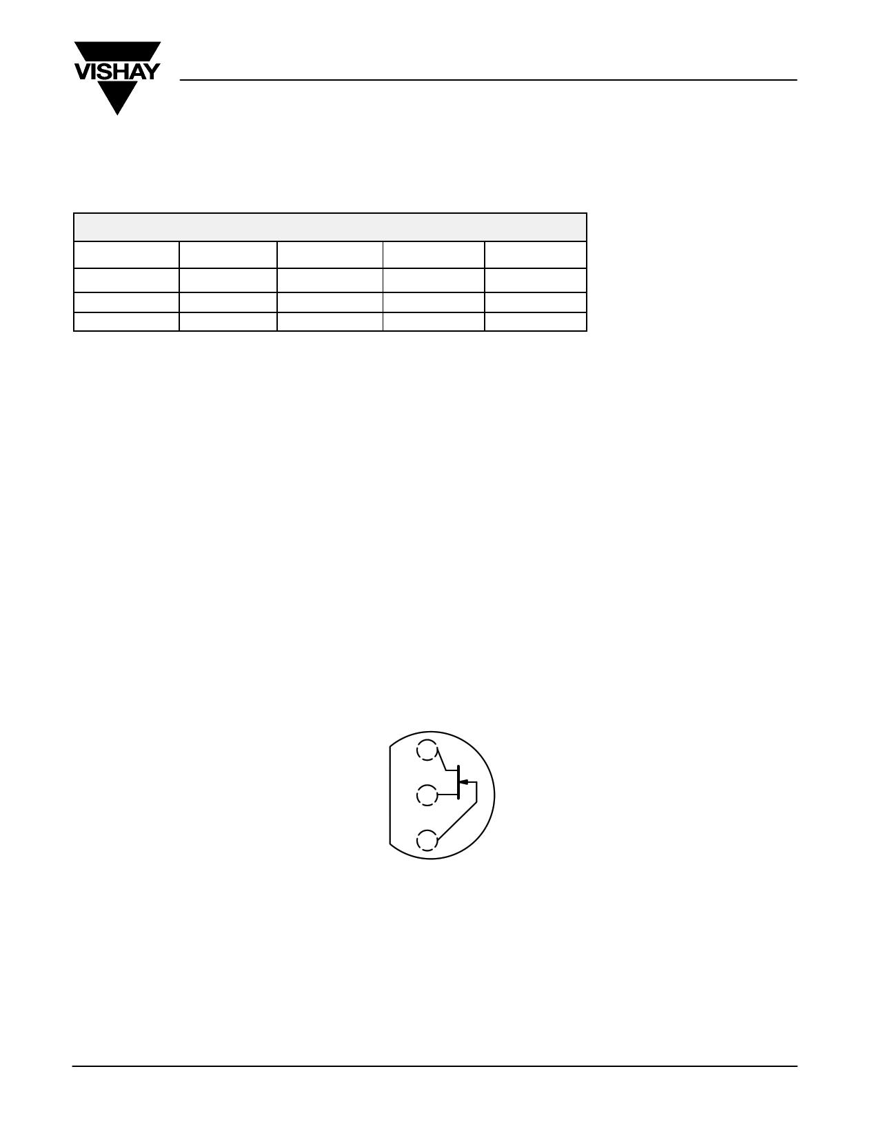 J105 datasheet