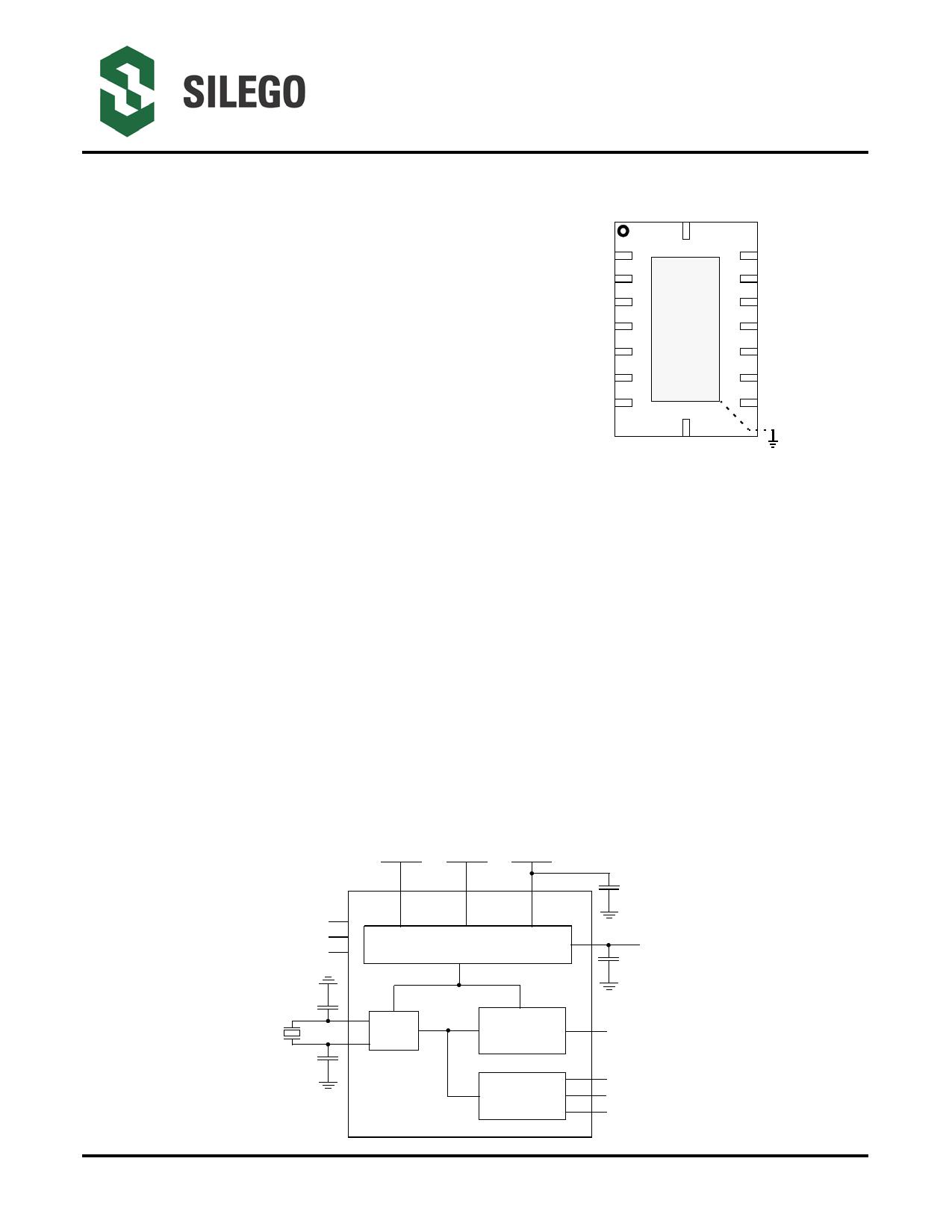SLG3NB3331 datasheet