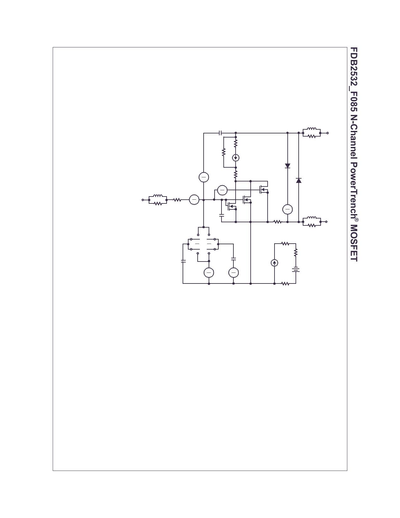 FDB2532_F085 transistor, diode fet, igbt, scr