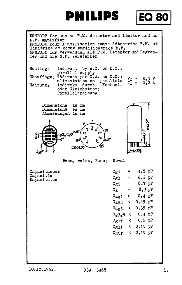 EQ80 دیتاشیت PDF