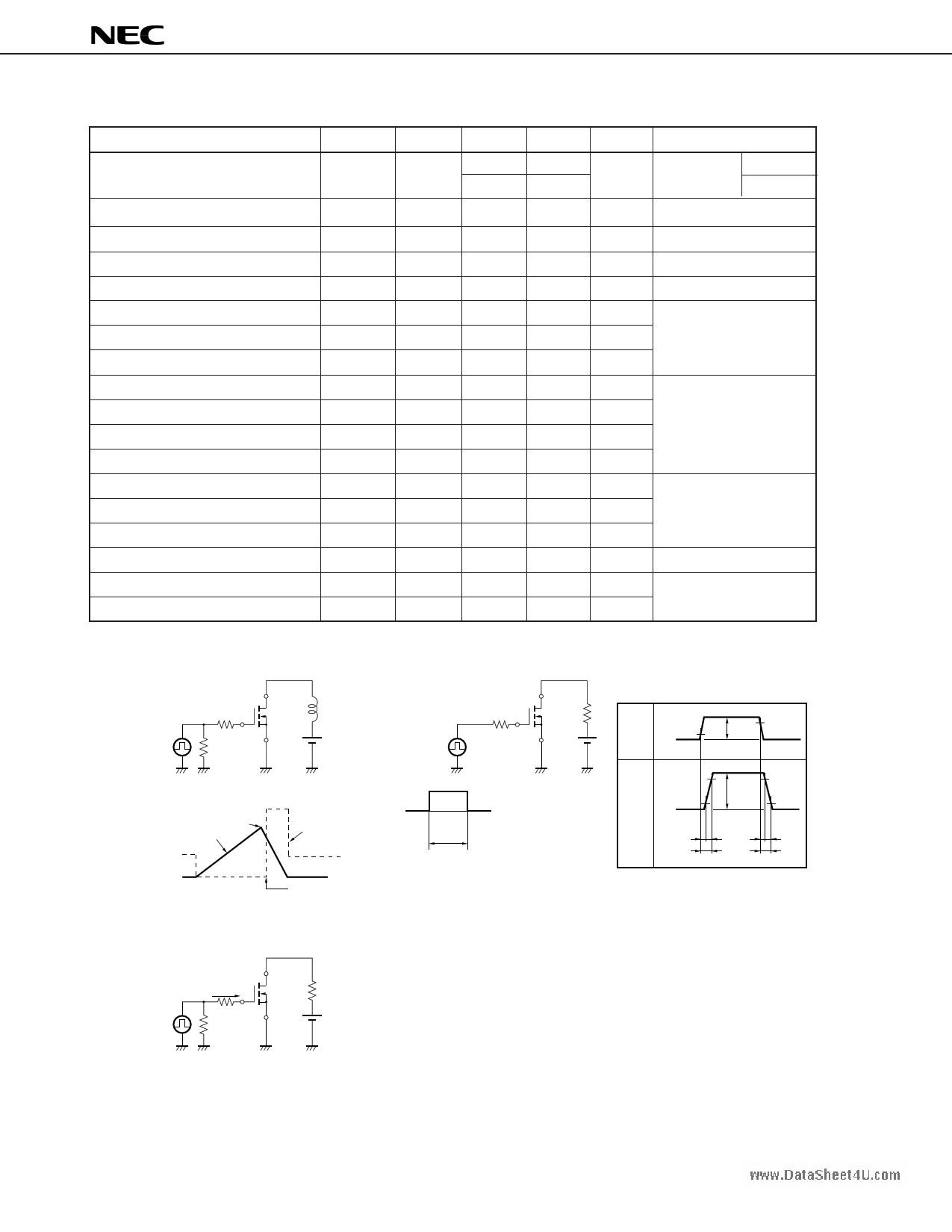 K2372 data sheet