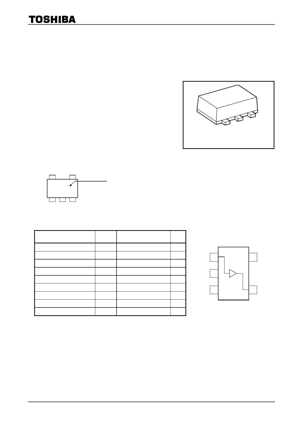 TC7SZ34AFS دیتاشیت PDF