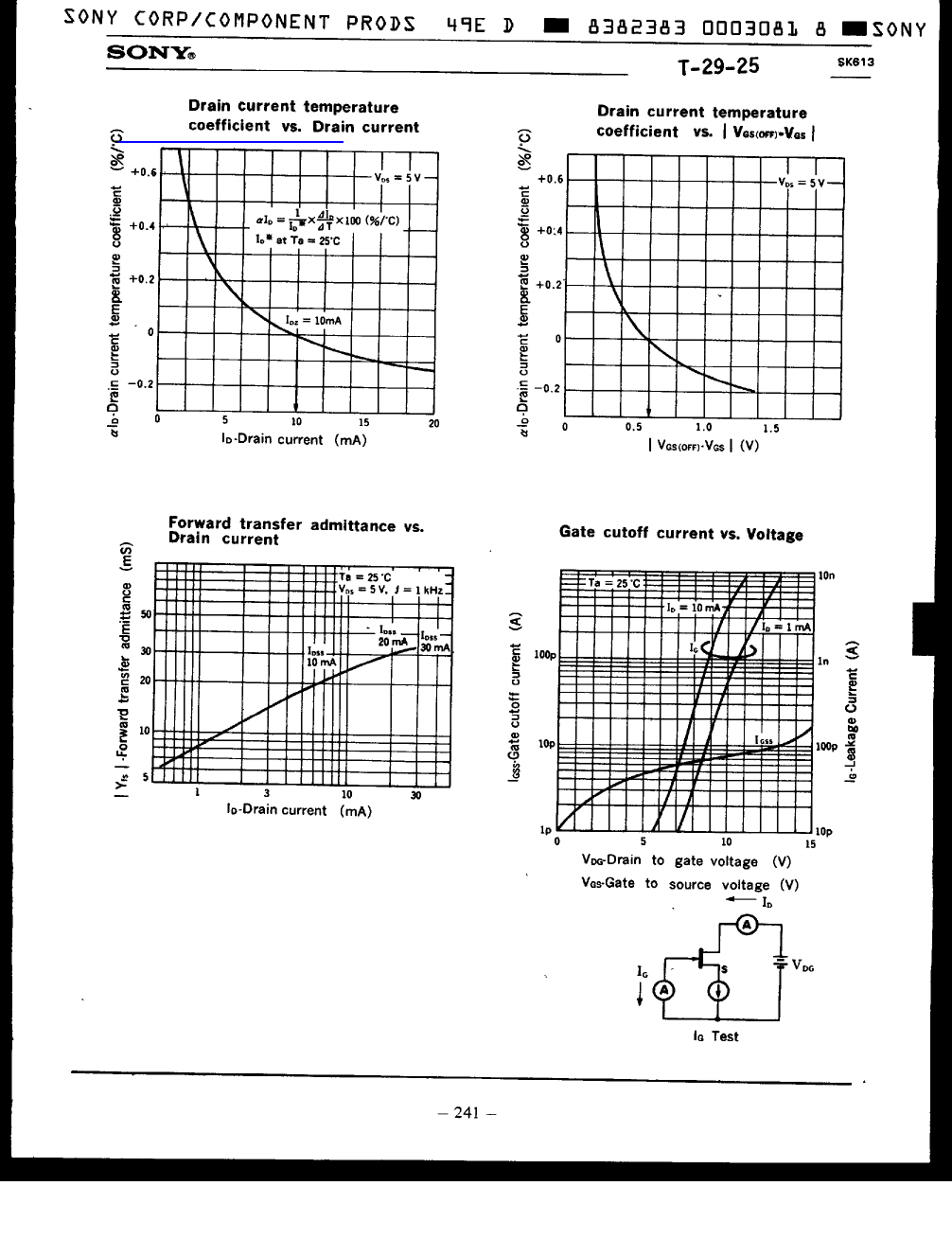 2SK613 pdf